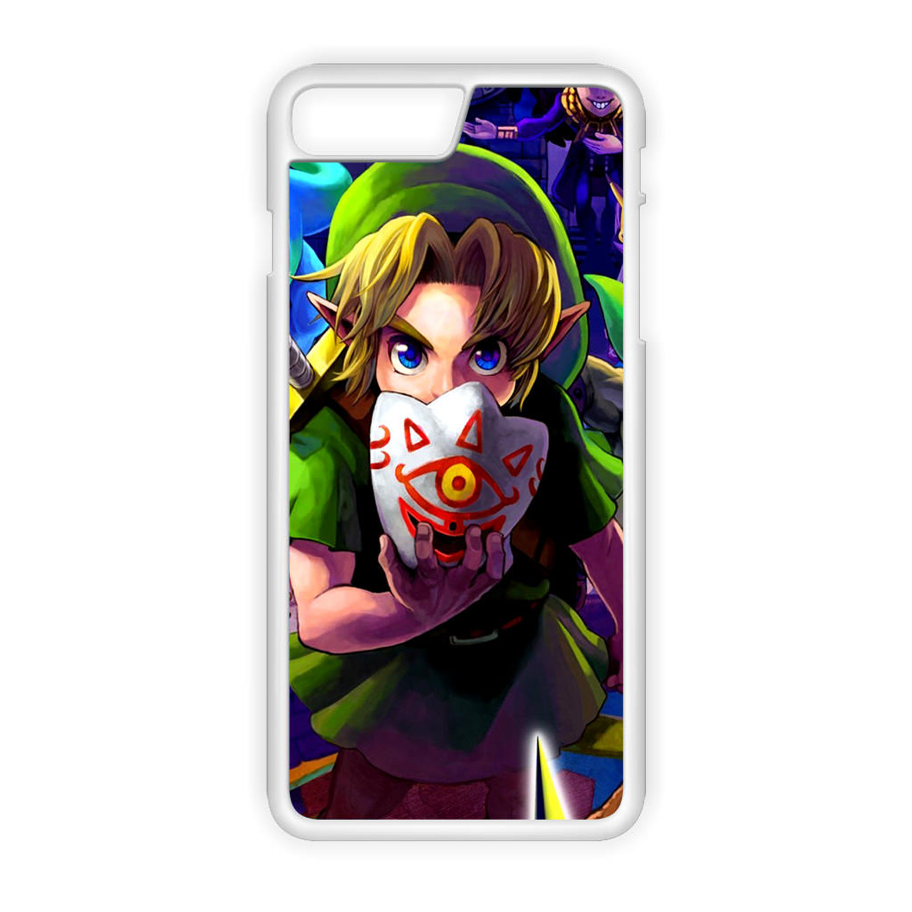 zelda majoras mask iphone case