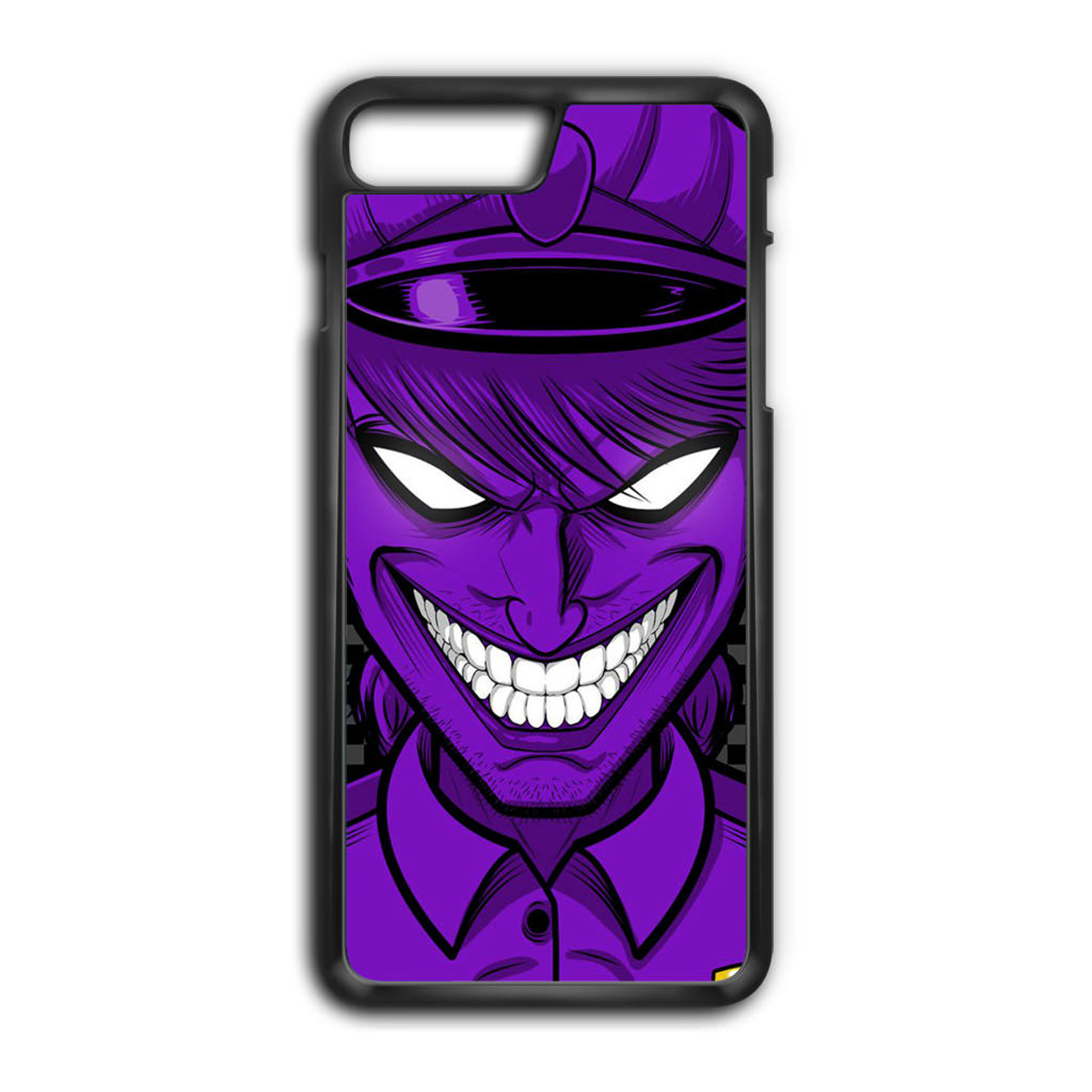 more photos 746c5 c72ee Five Nights at Freddy´s Purple Guy iPhone 8 Plus Case