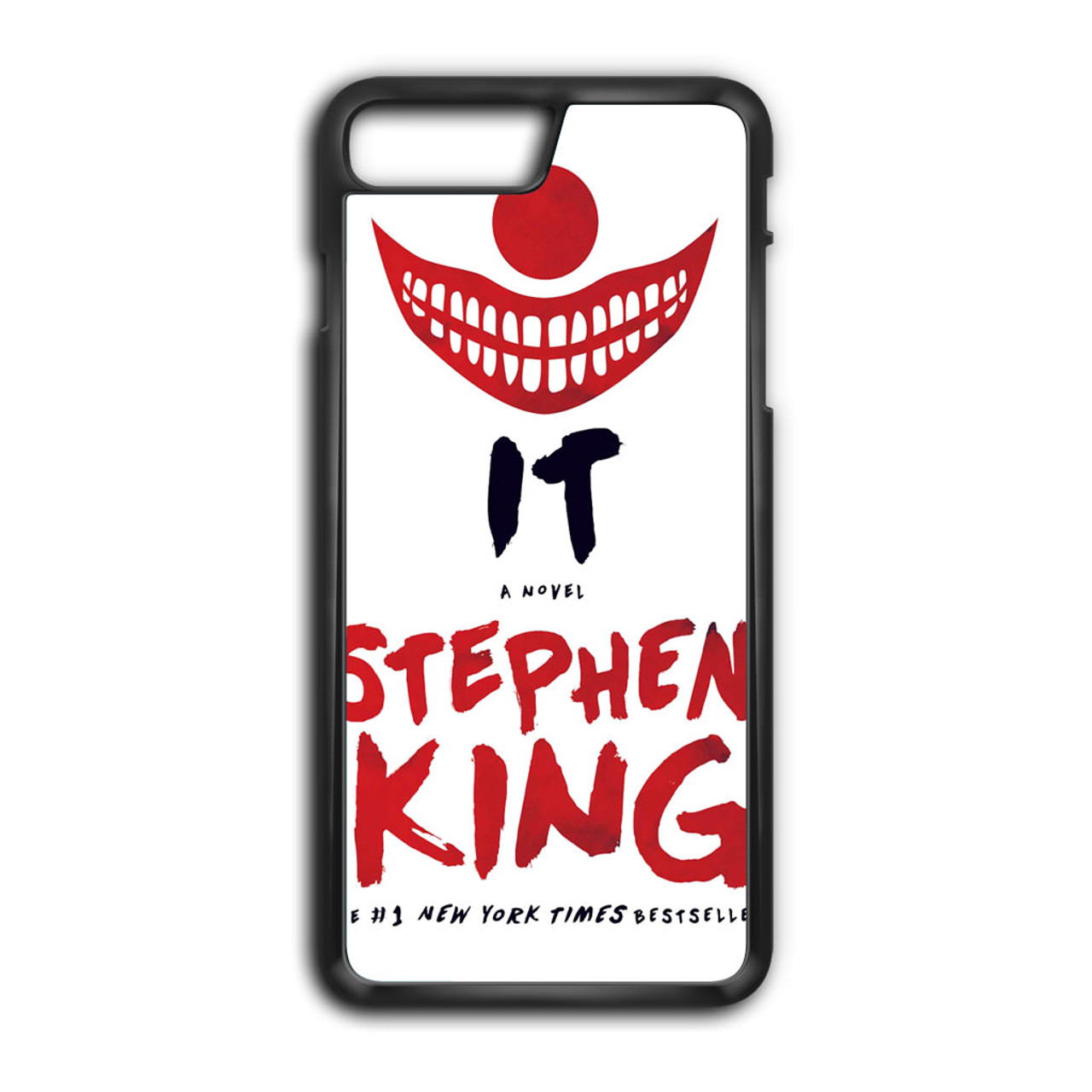 75d31989b935 Stephen King IT Book Cover iPhone 8 Plus Case - CASESHUNTER