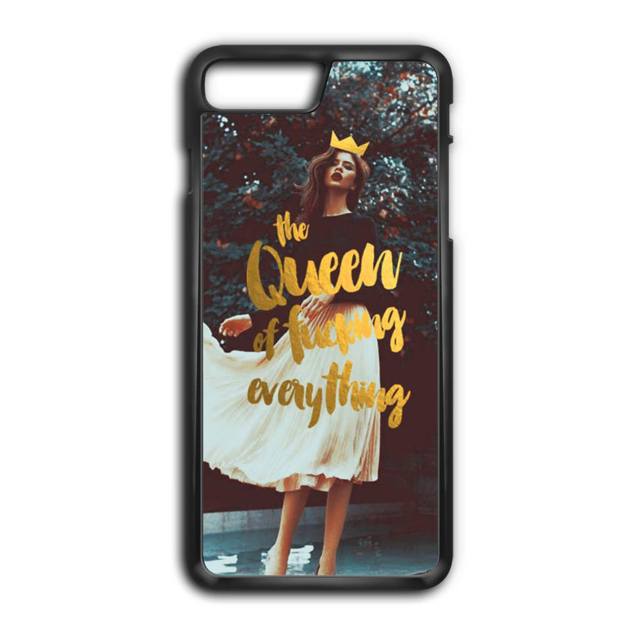 online retailer 0ddac 8c96c The Queen Of Fucking Everything iPhone 8 Plus Case