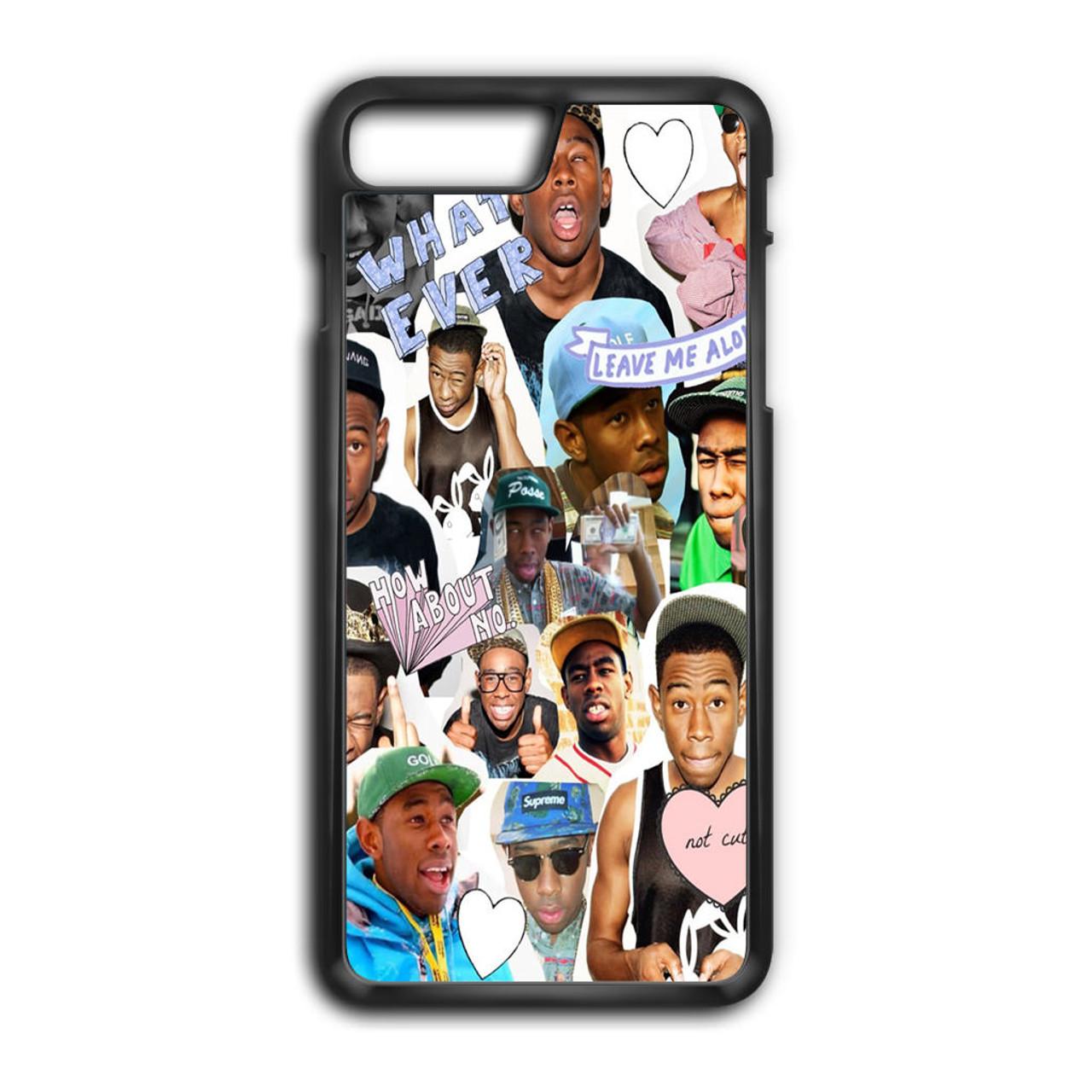 half off c370d eb77d Tyler The Creator Collage iPhone 8 Plus Case