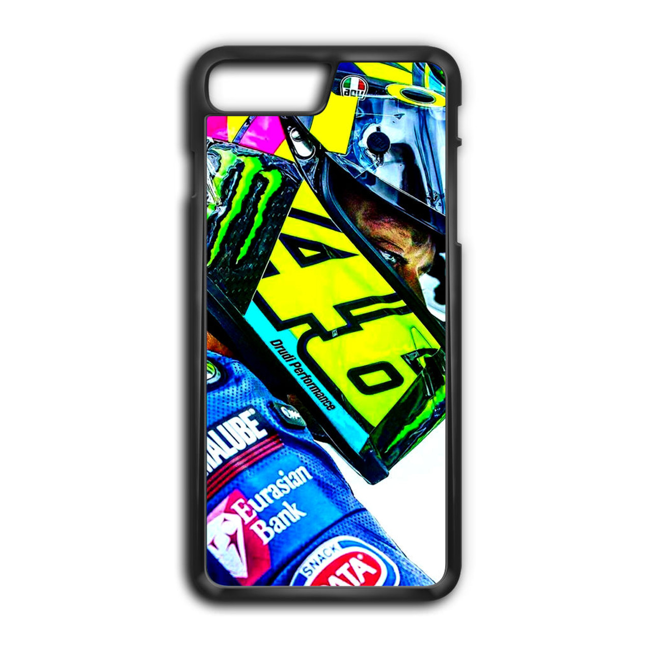 separation shoes d9b8e 2a012 Valentino Rossi iPhone 8 Plus Case