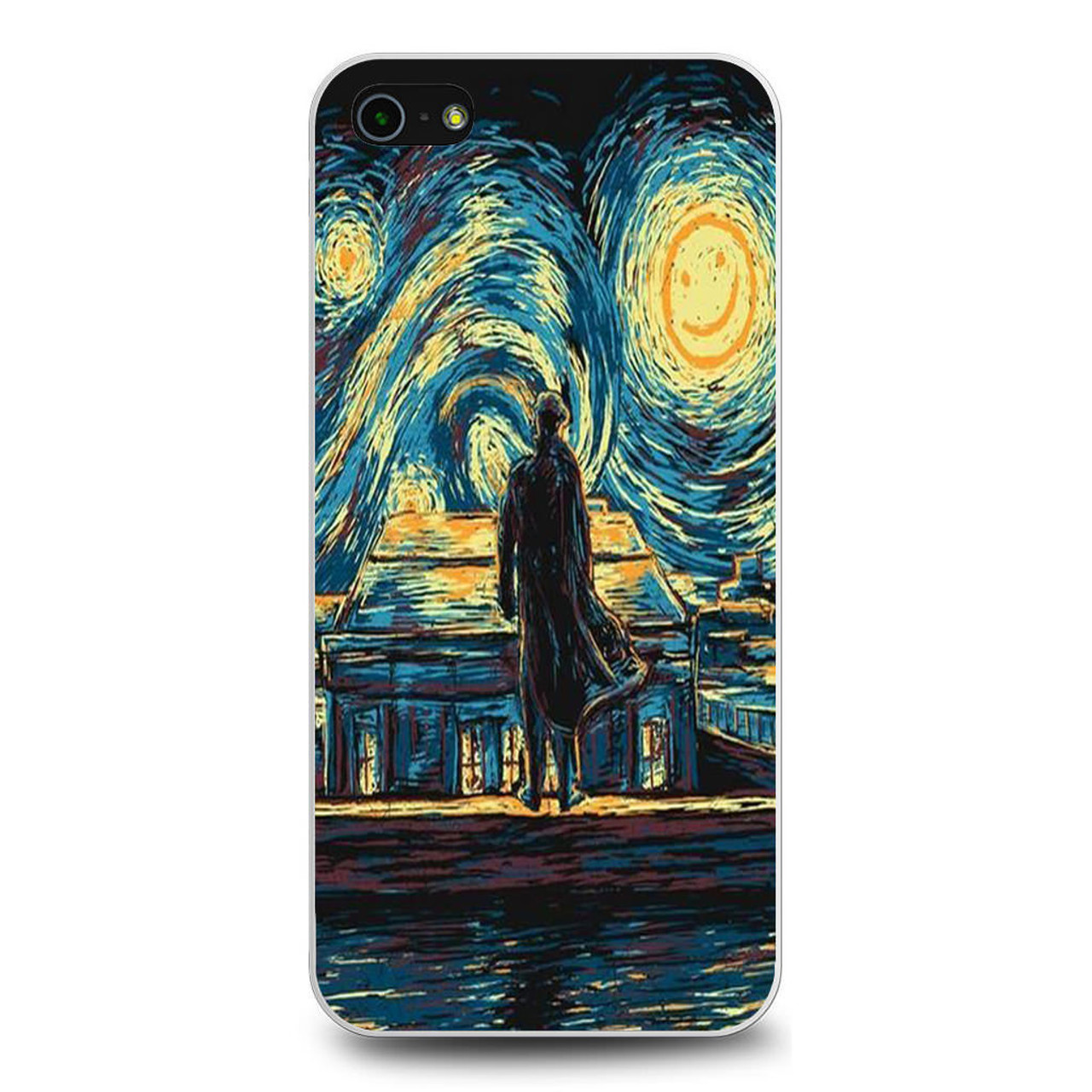 Starry Fall (Sherlock) iphone 11 case
