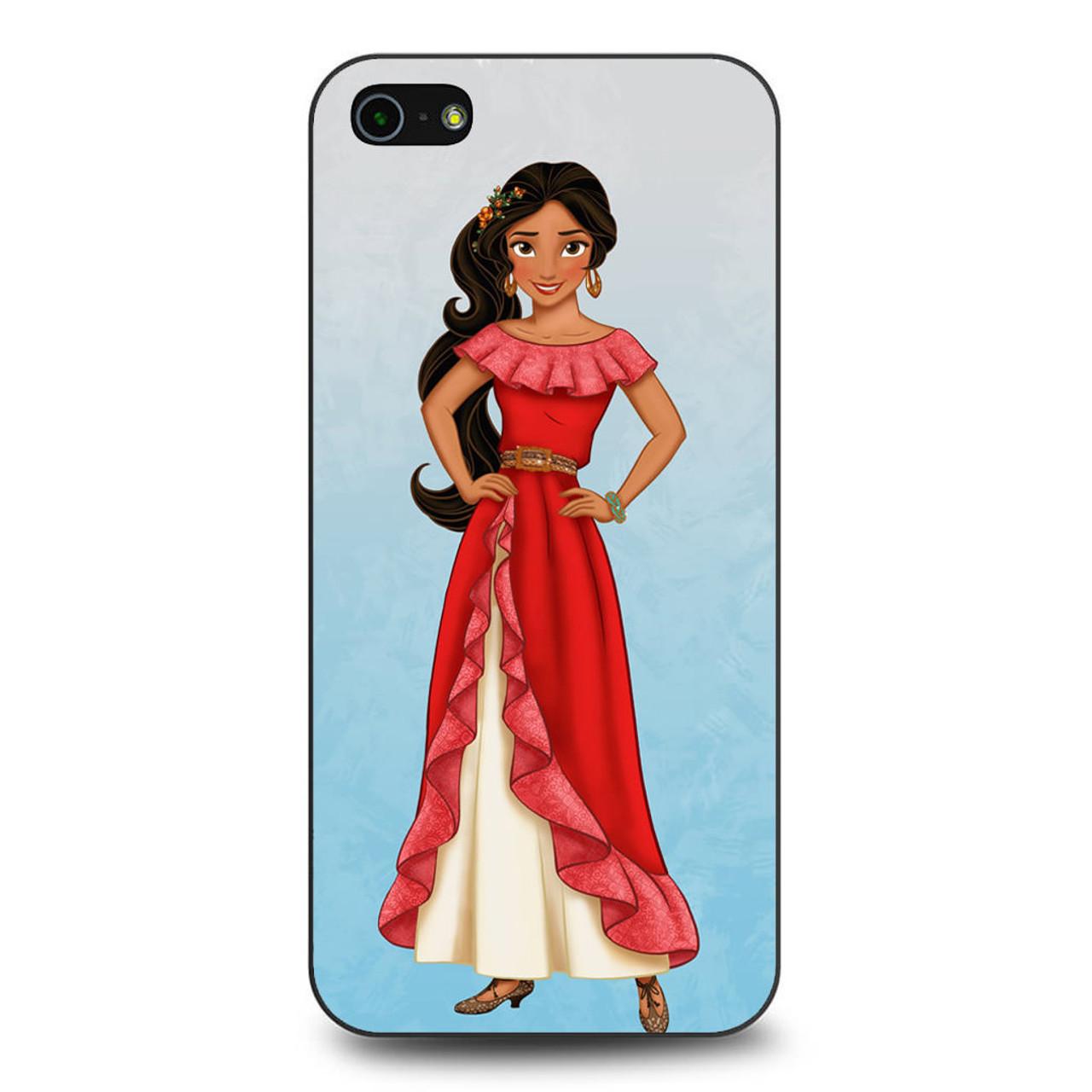huge discount 31c87 11710 Disney Princess Elena of Avalor iPhone 5/5S/SE Case