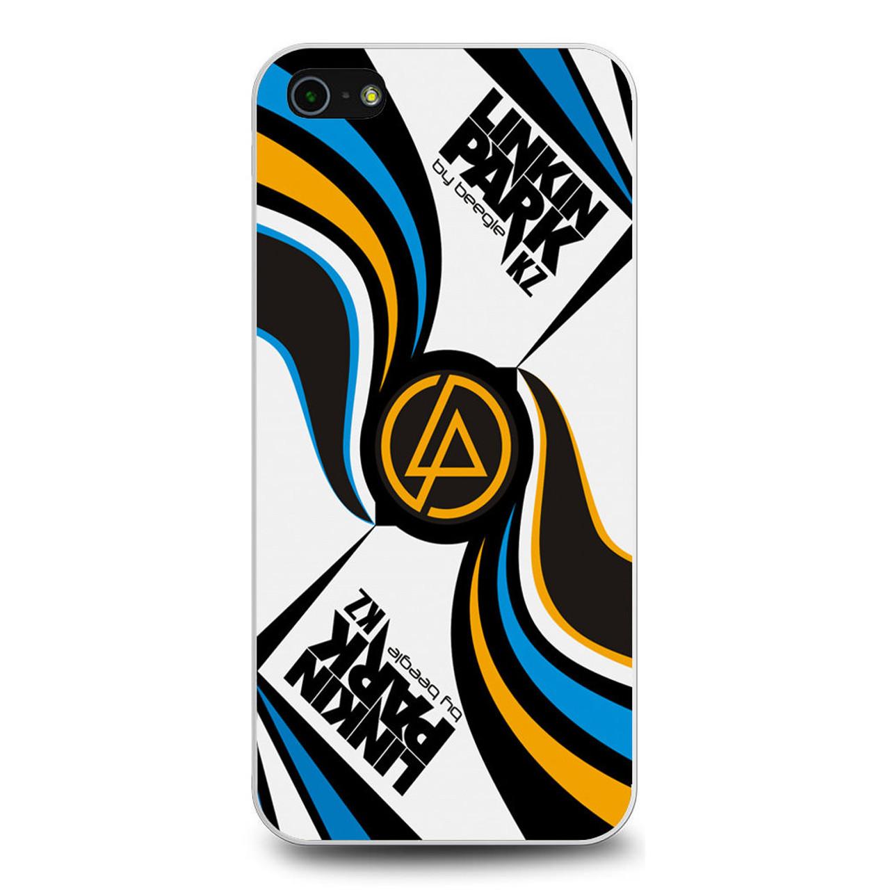 Linkin Park Art Iphone 5 5s Se Case