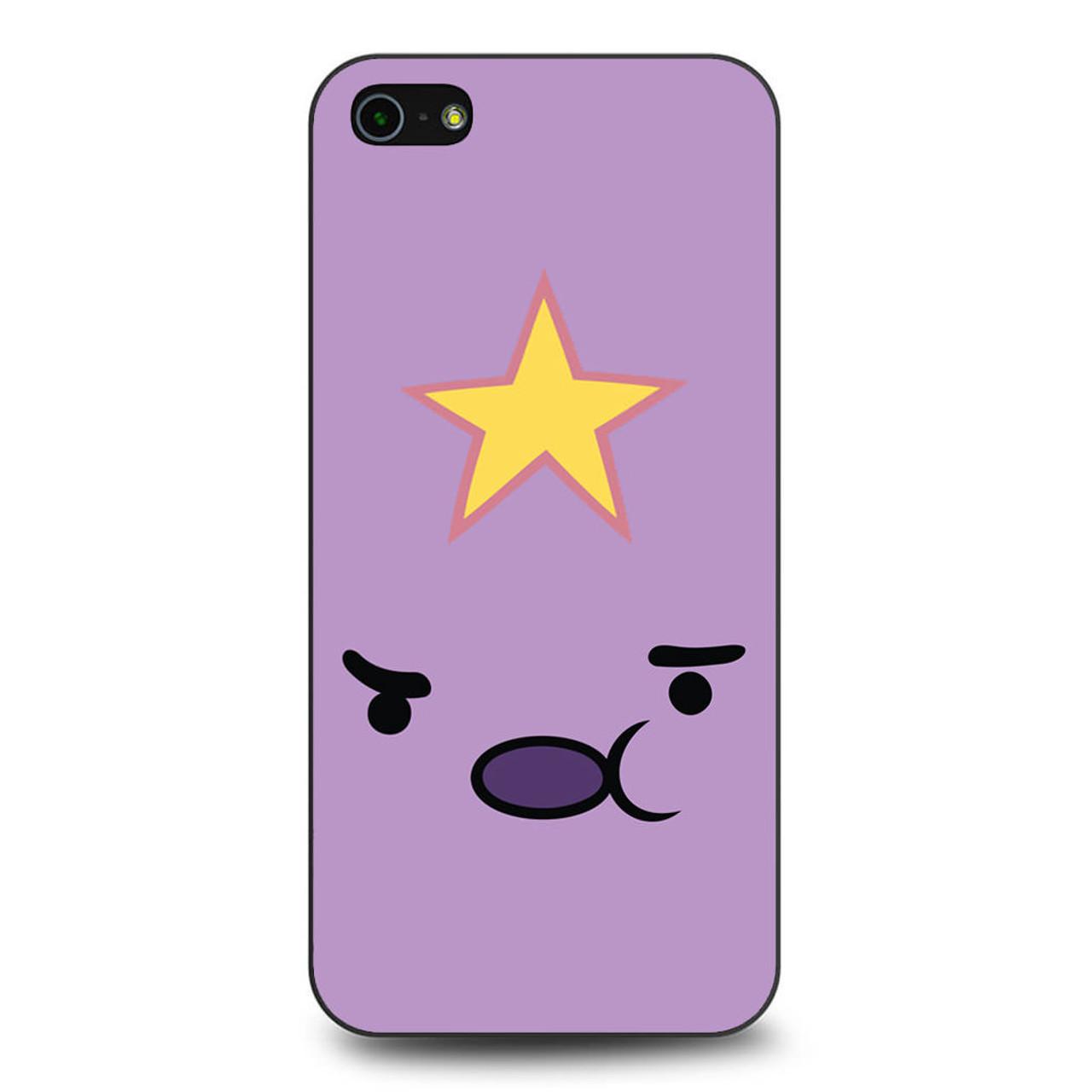 timeless design 4c88e ef35a Advanture Time Lumpy Space Princess iPhone 5/5S/SE Case