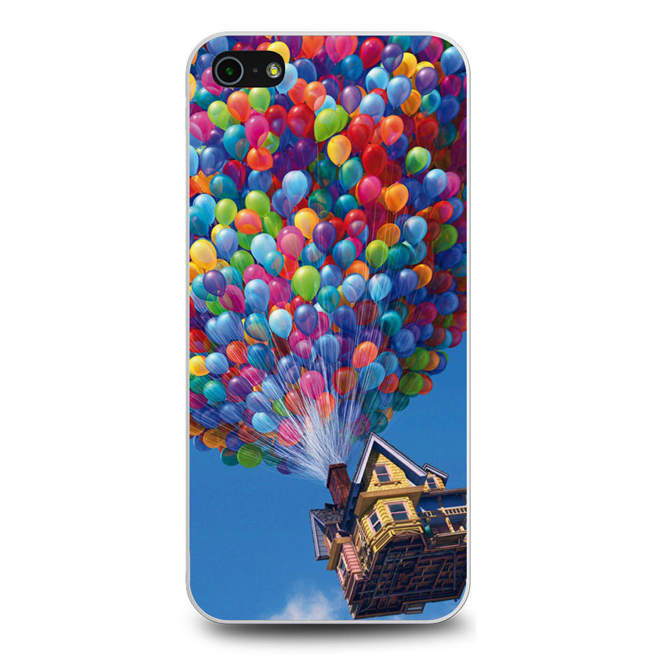 Disney Up Quotes Adventure is Out There iPhone 5/5S/SE Case