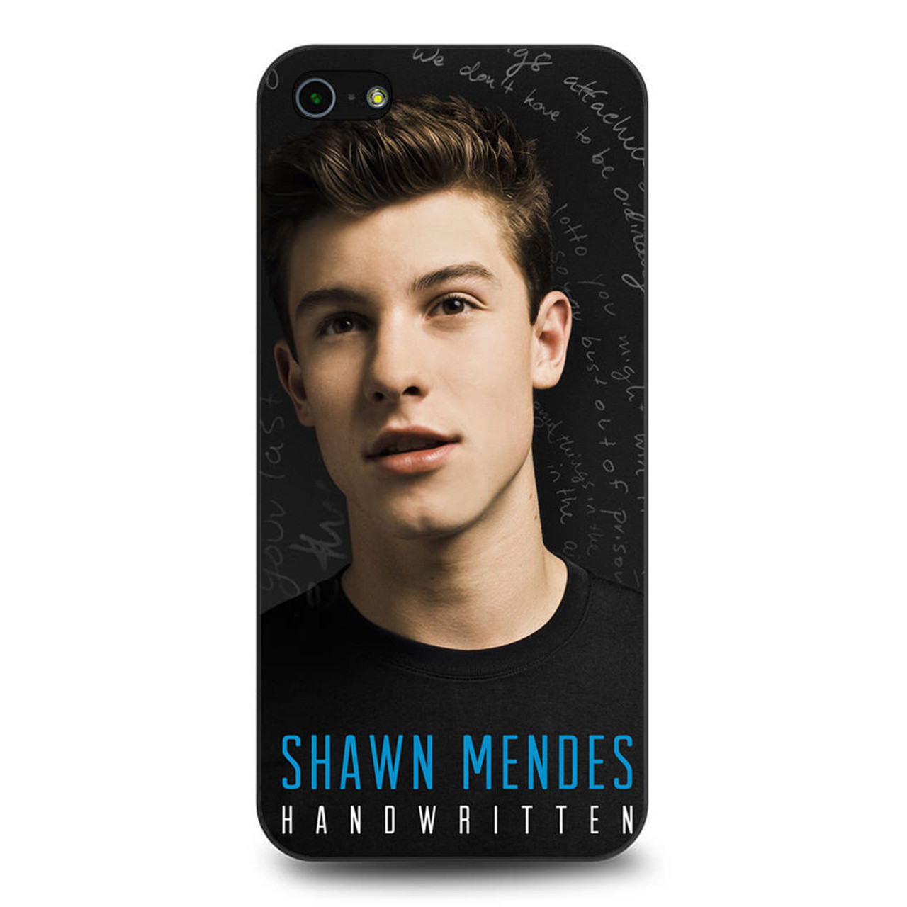 huge selection of 06c23 98be5 Shawn Mendes iPhone 5/5S/SE Case