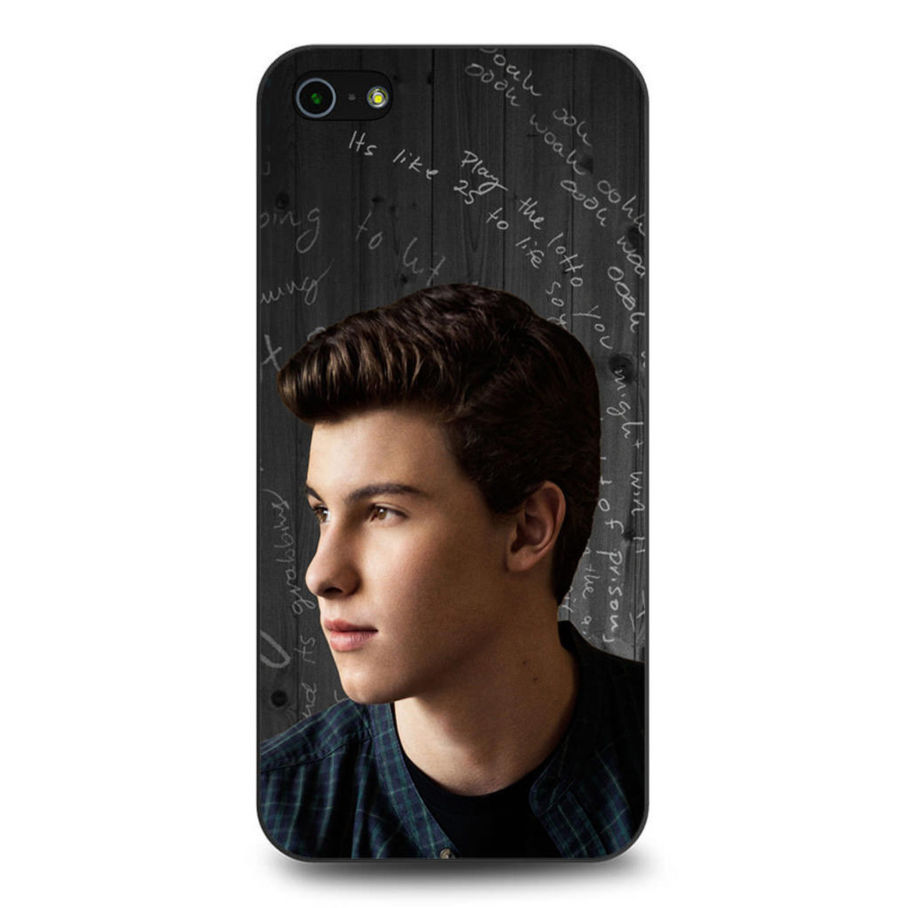 the best attitude ca3dd b0601 Shawn Mendes Something Big iPhone 5/5S/SE Case