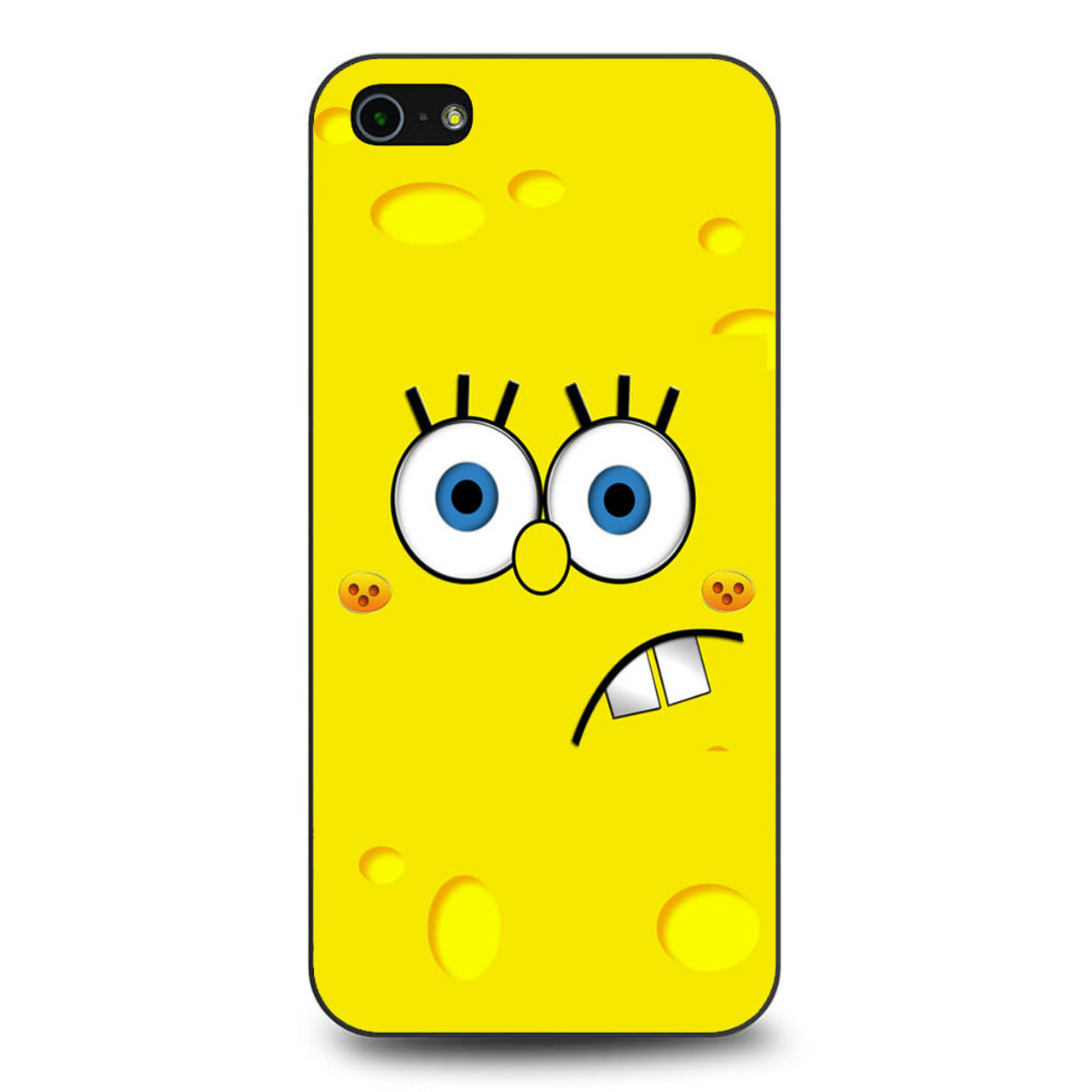 sports shoes 83a02 5fb65 Spongebob iPhone 5/5S/SE Case
