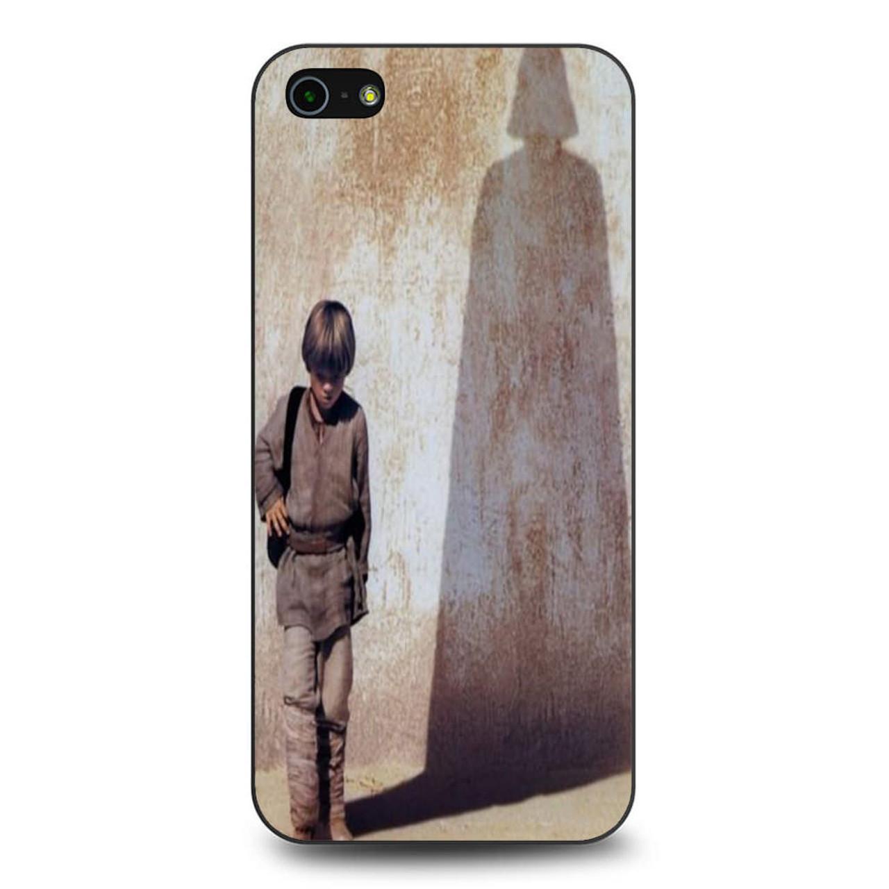 pretty nice 3f00d 8ca3f Star Wars Little Darth Vader iPhone 5/5S/SE Case