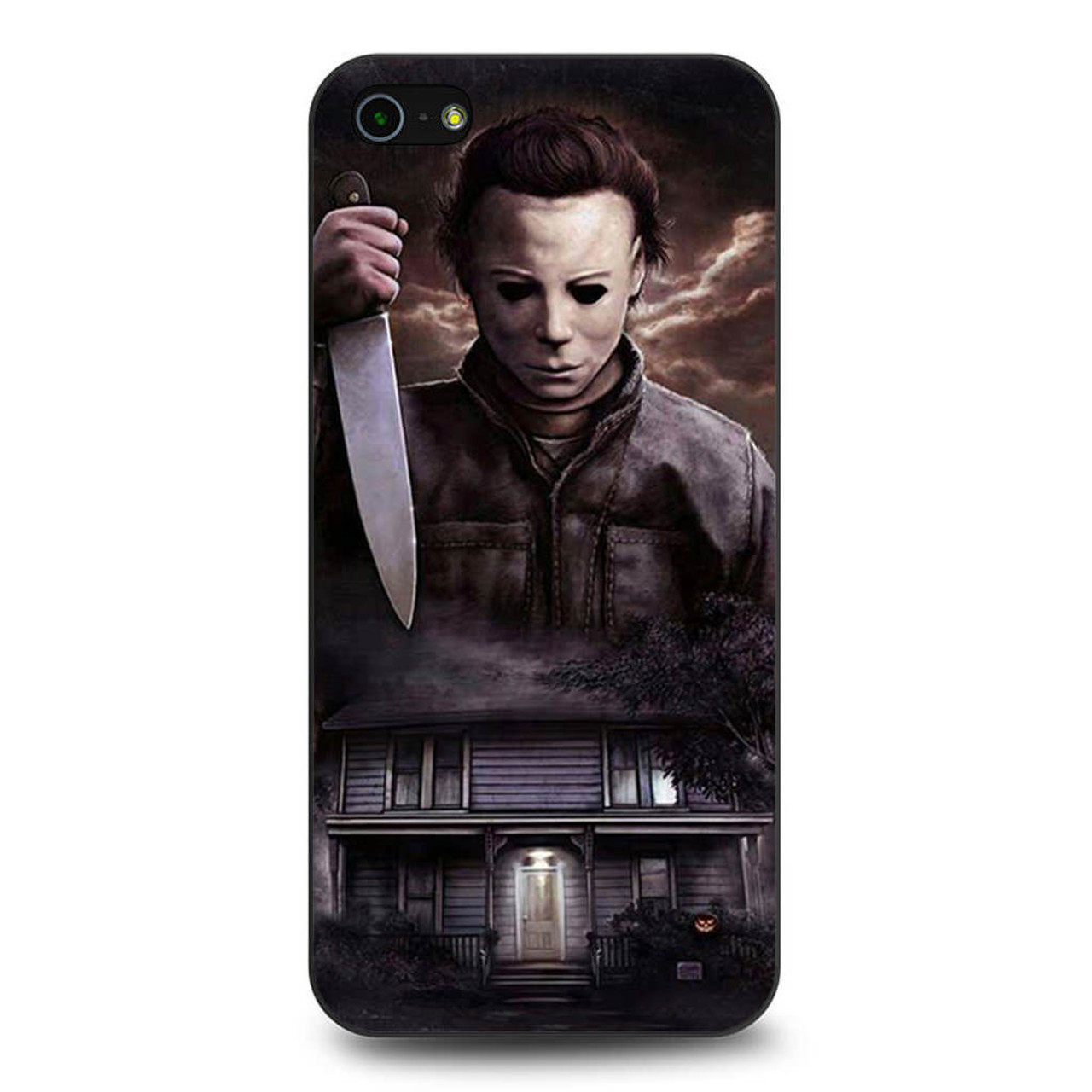 Michael Myers Iphone 5 5s Se Case Caseshunter