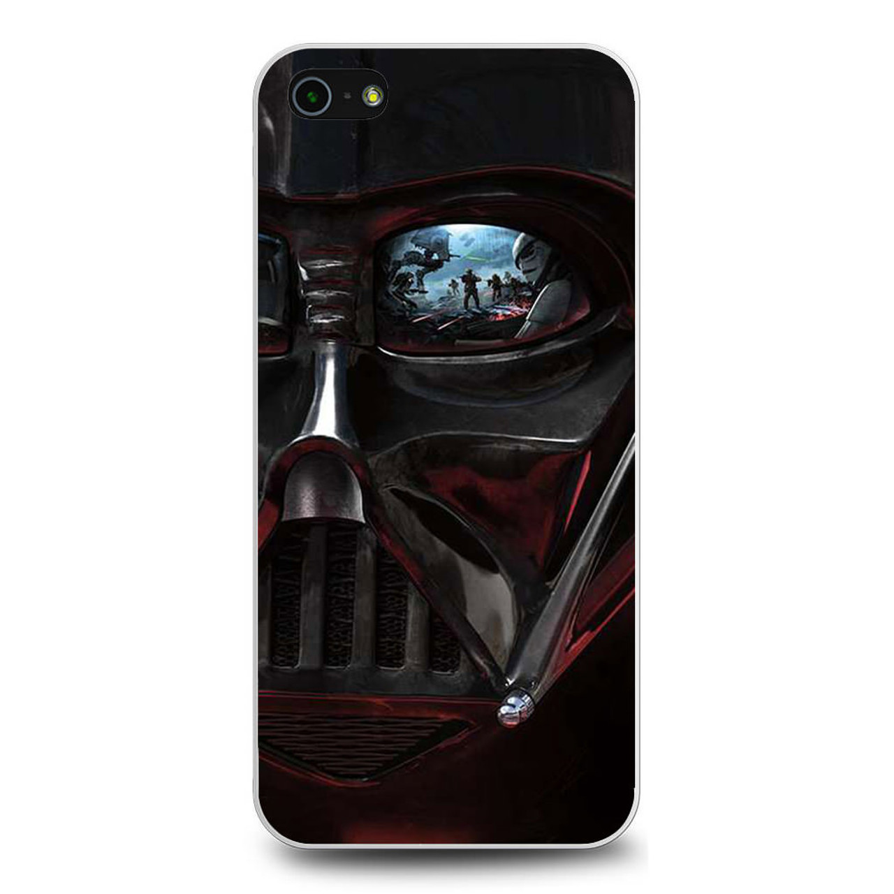 Star Wars Darth Vader Eye iPhone 5/5S/SE Case