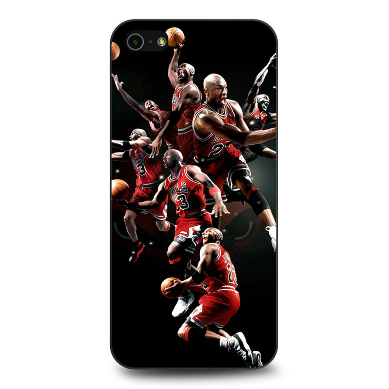 quality design 1985a 32459 Michael Jordan iPhone 5/5S/SE Case