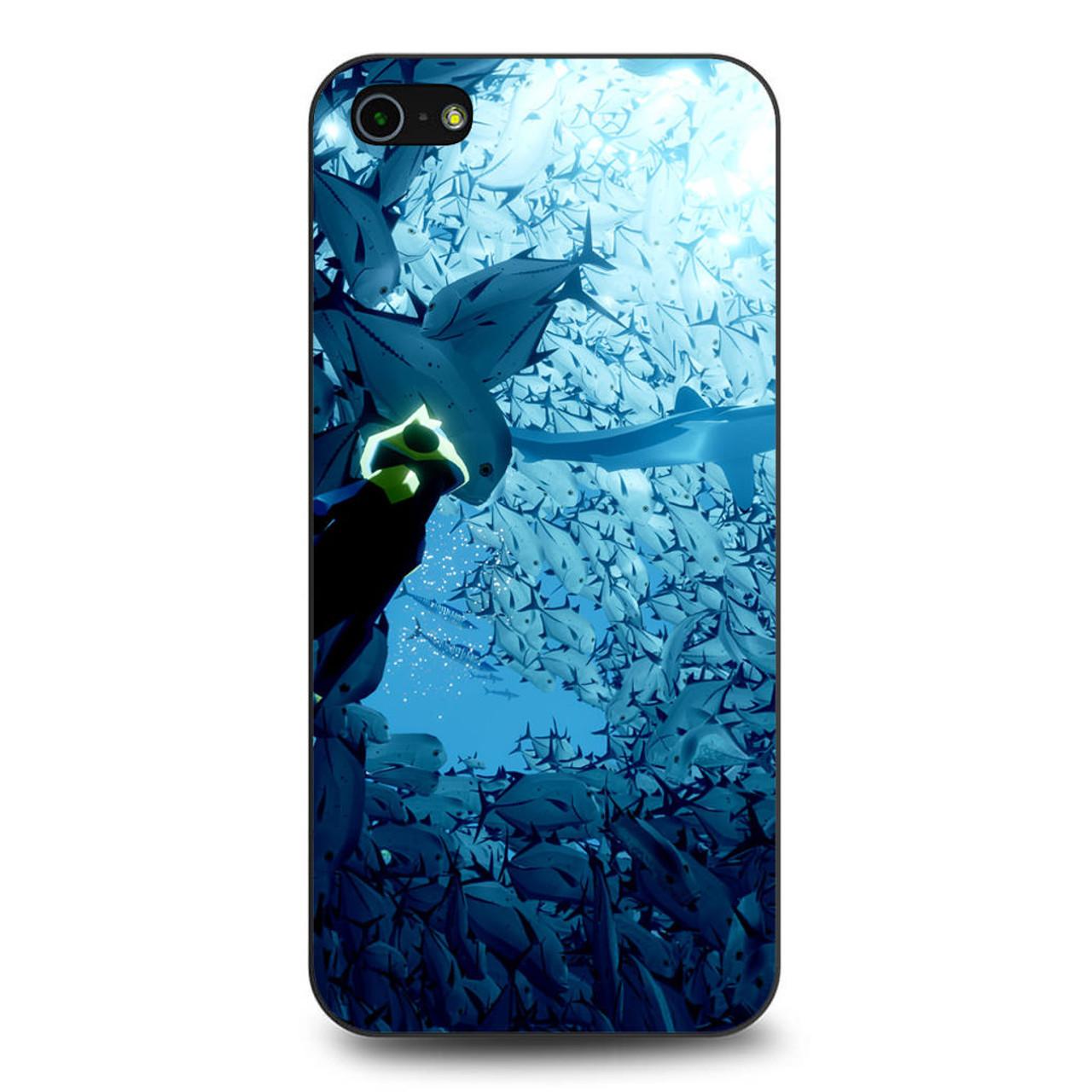 Games Abzu iPhone 5/5S/SE Case