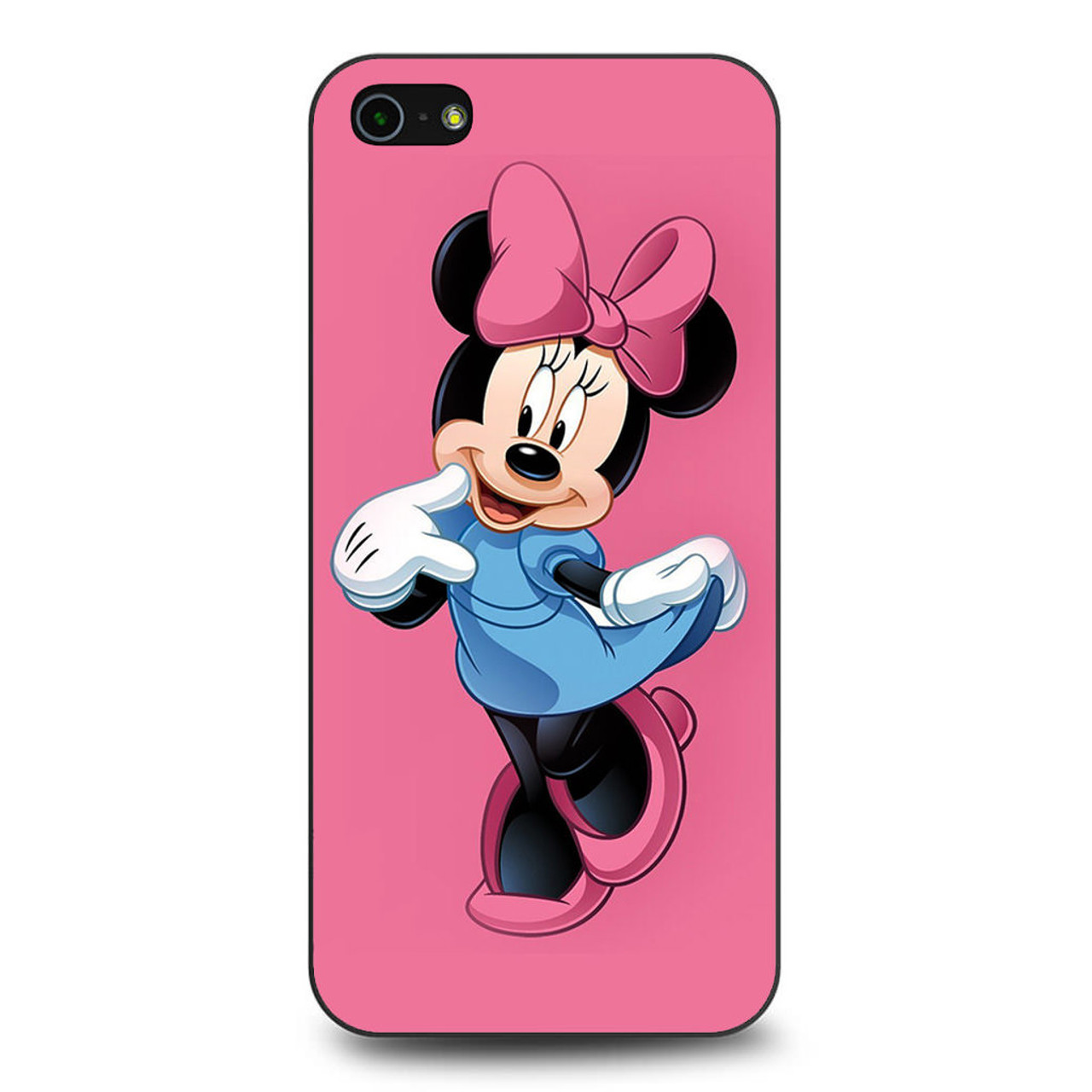 sale retailer 8dd5b 4ffef Minnie Mouse Disney Art iPhone 5/5S/SE Case