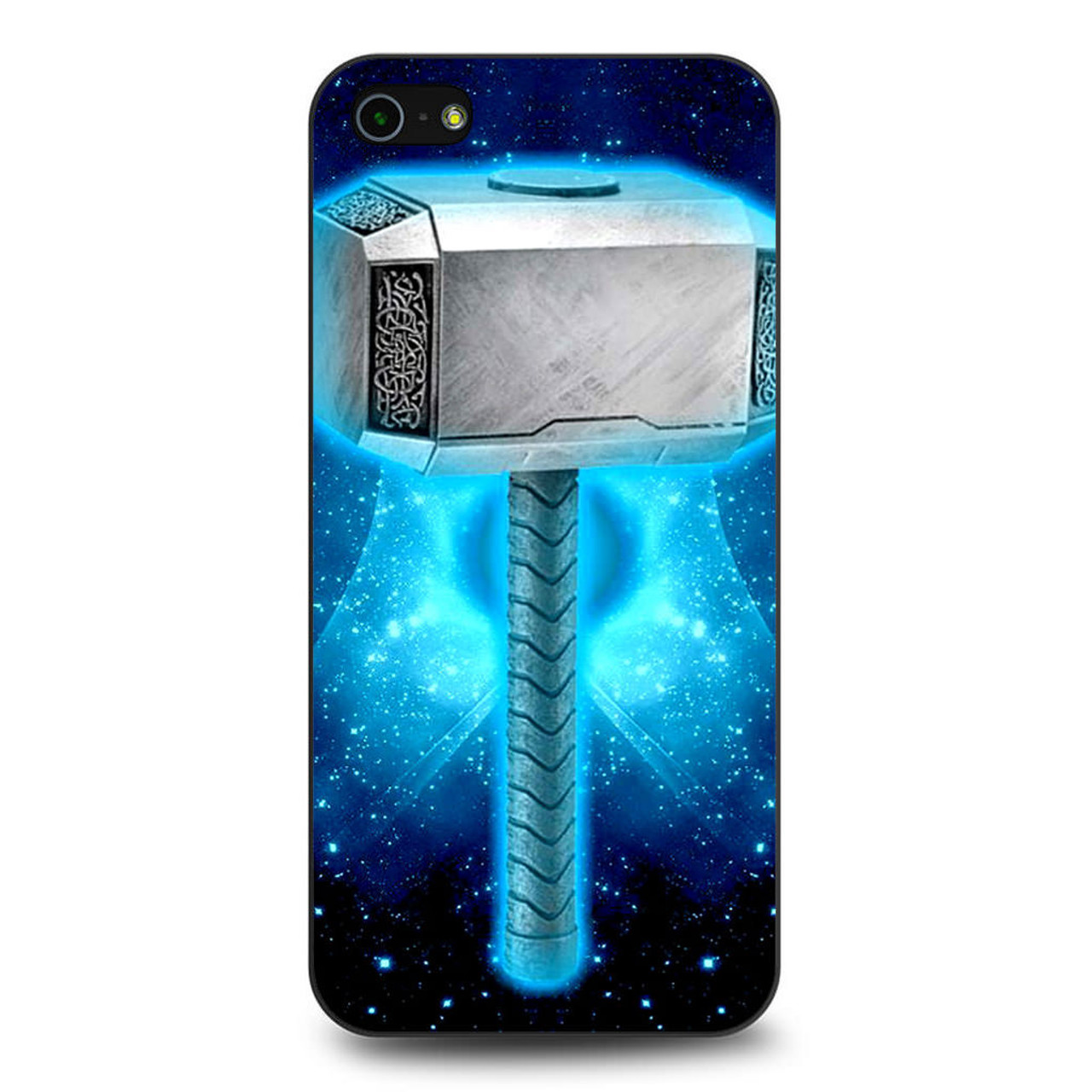 brand new a399a c5ffd Mjolnir Thor Hammer iPhone 5/5S/SE Case