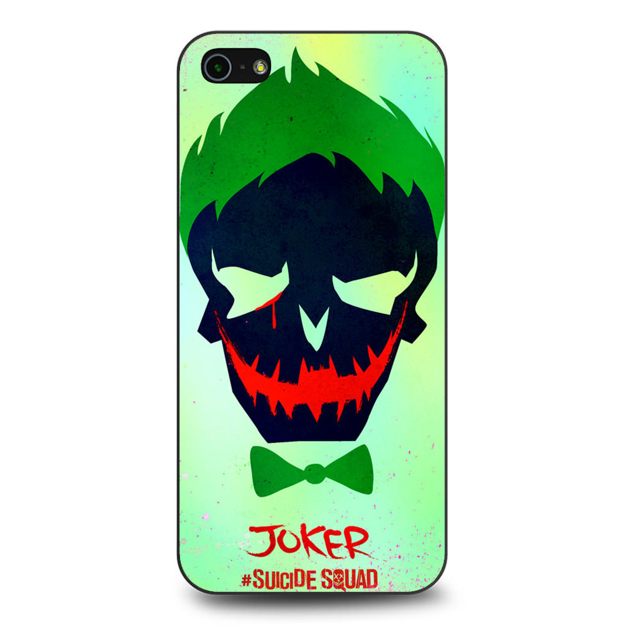Movie suicide squad joker logo iphone 5 5s se case caseshunter