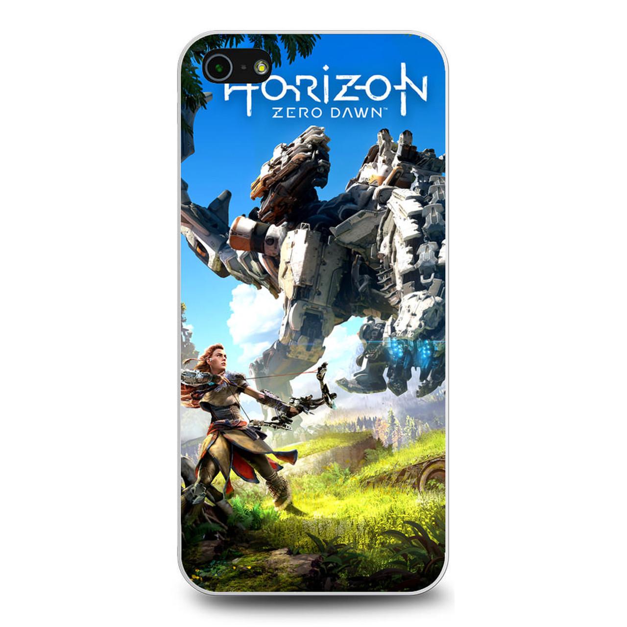 Horizon Zero Dawn Wallpaper Iphone 5 5s Se Case Caseshunter