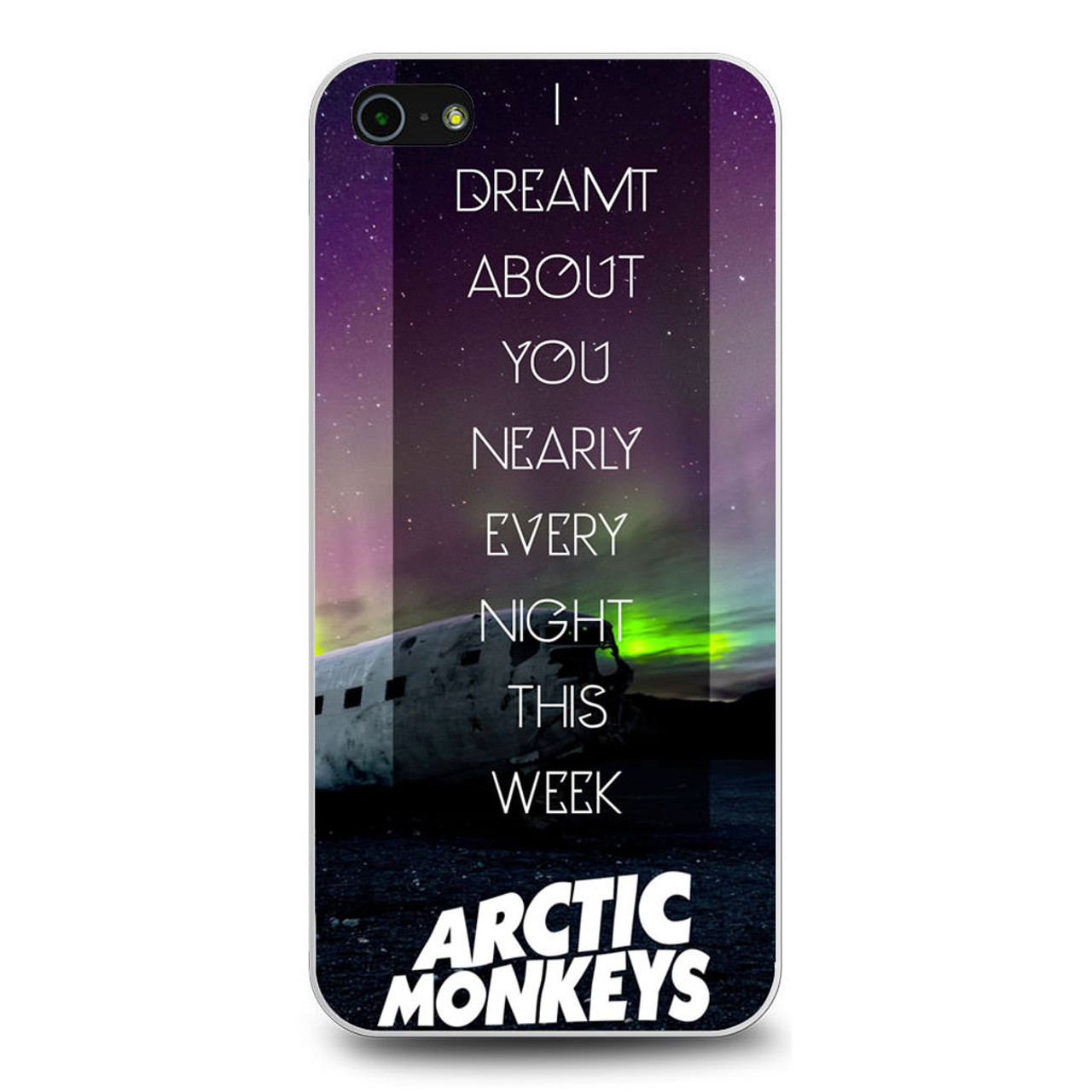 Arctic Monkeys 2 iphone case