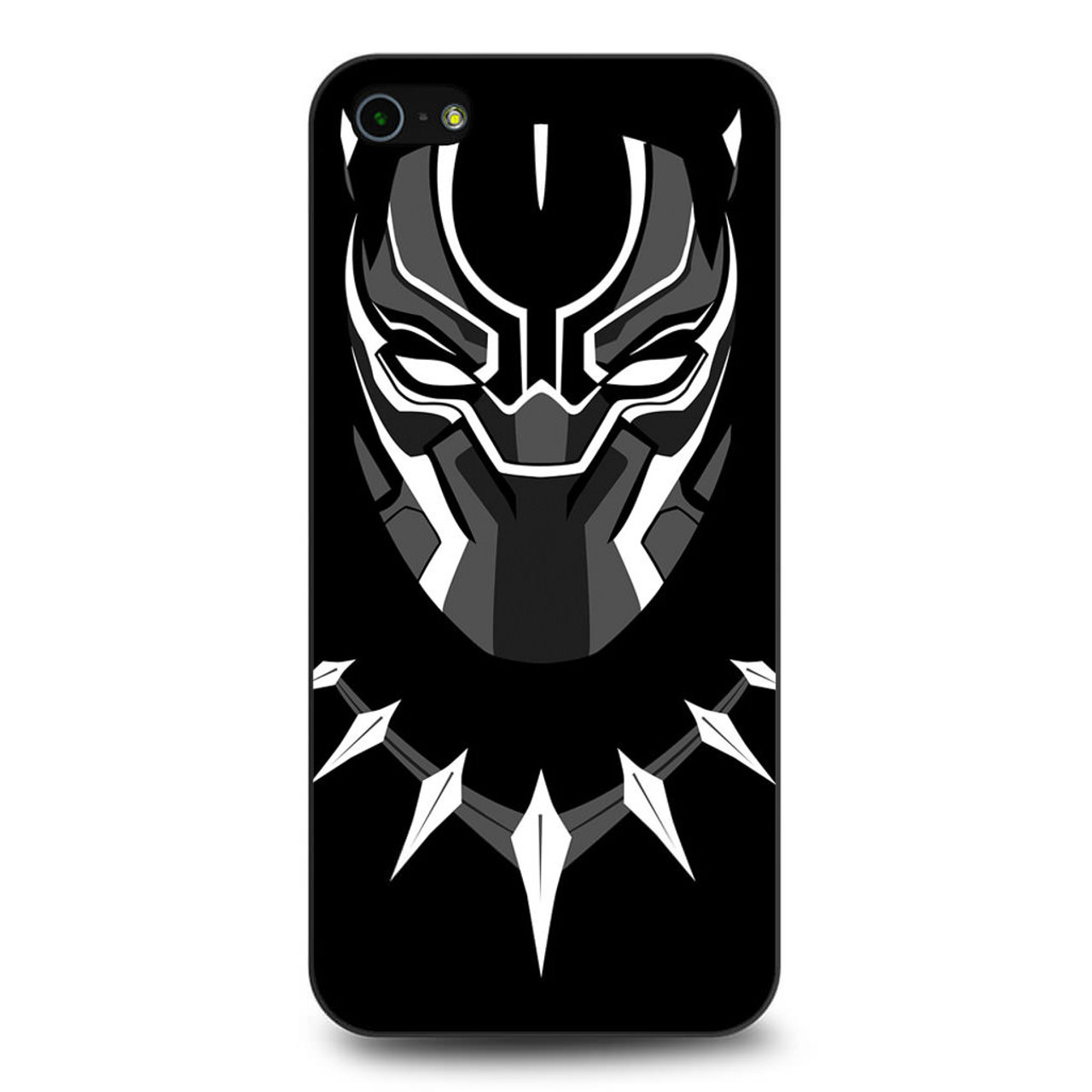 detailed pictures 6e35d 0cf47 Black Panther Minimalism iPhone 5/5S/SE Case