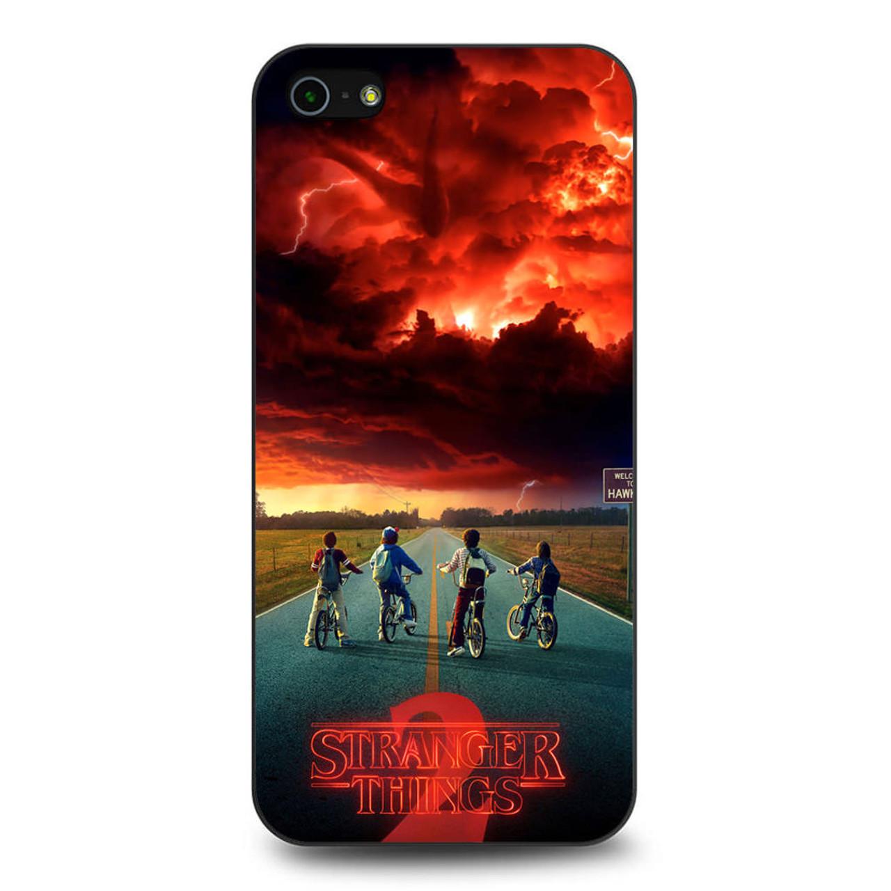 Stranger Things Season 2 iPhone 5/5S/SE Case