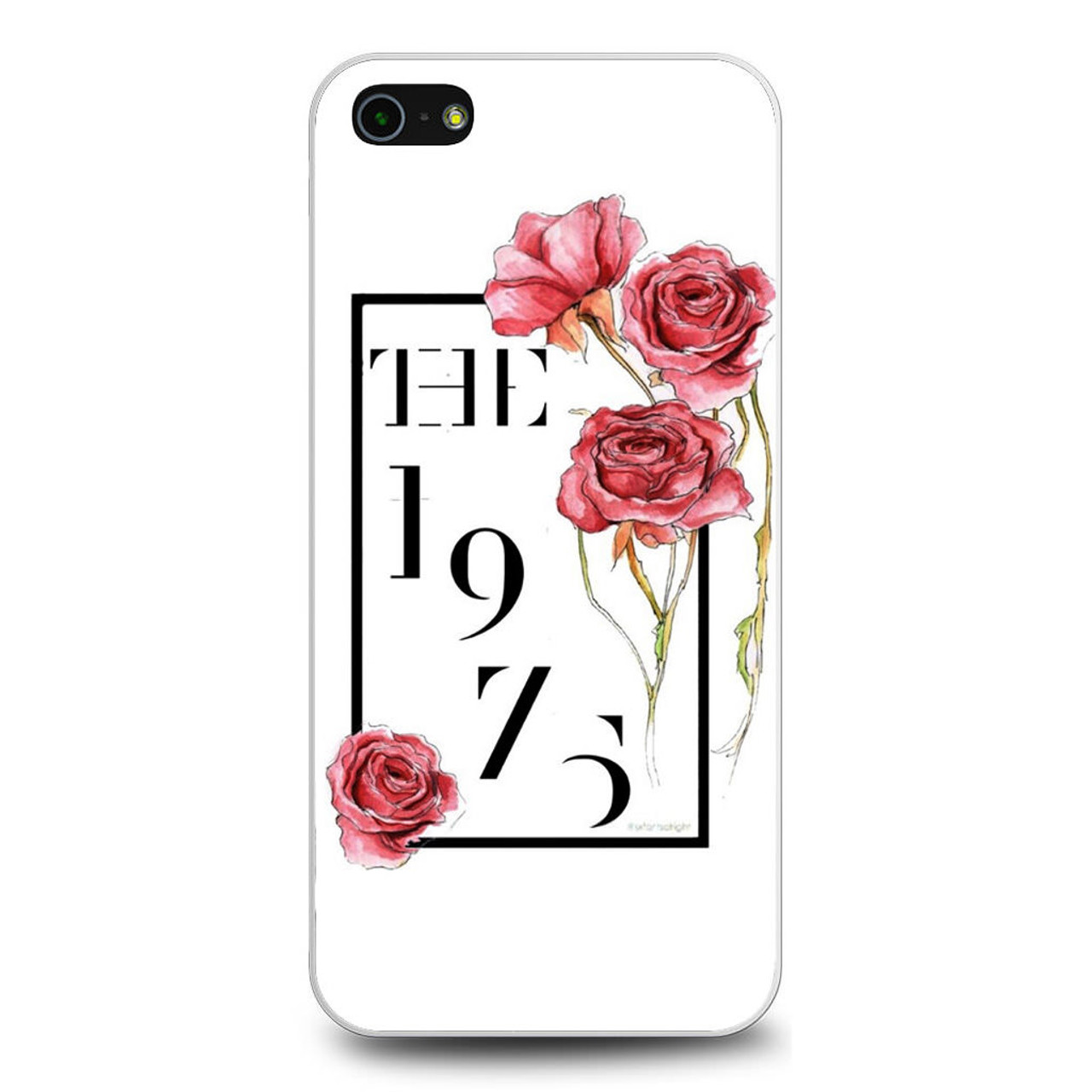 The 1975 Floral iphone case