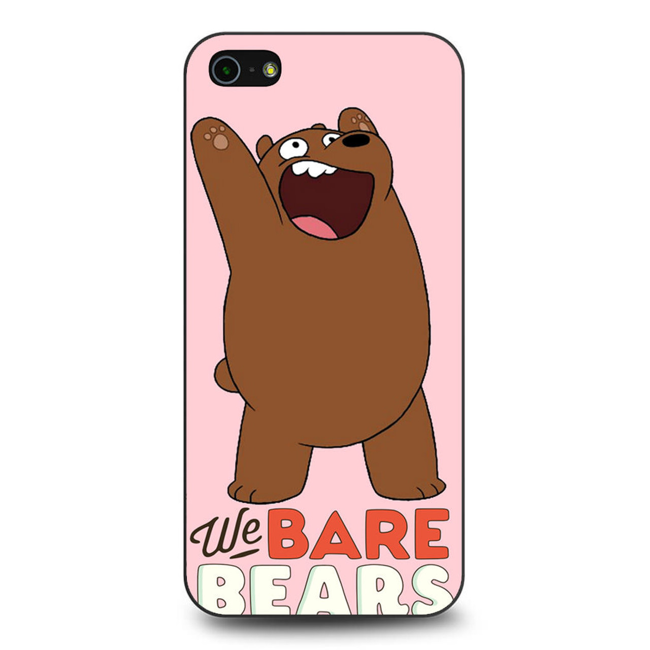new arrival 0782c f36d2 We Bare Bears iPhone 5/5S/SE Case