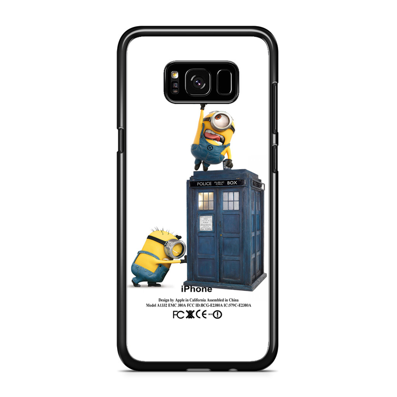 samsung galaxy s8 case dr who