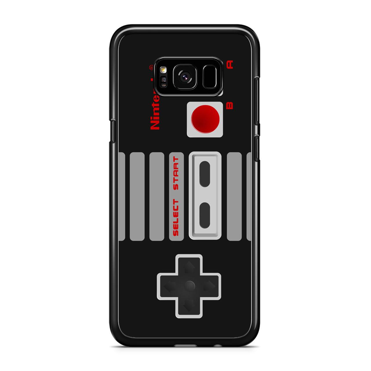 finest selection 3b5ab de36e Classic Nintendo Controller Samsung Galaxy S8 Case