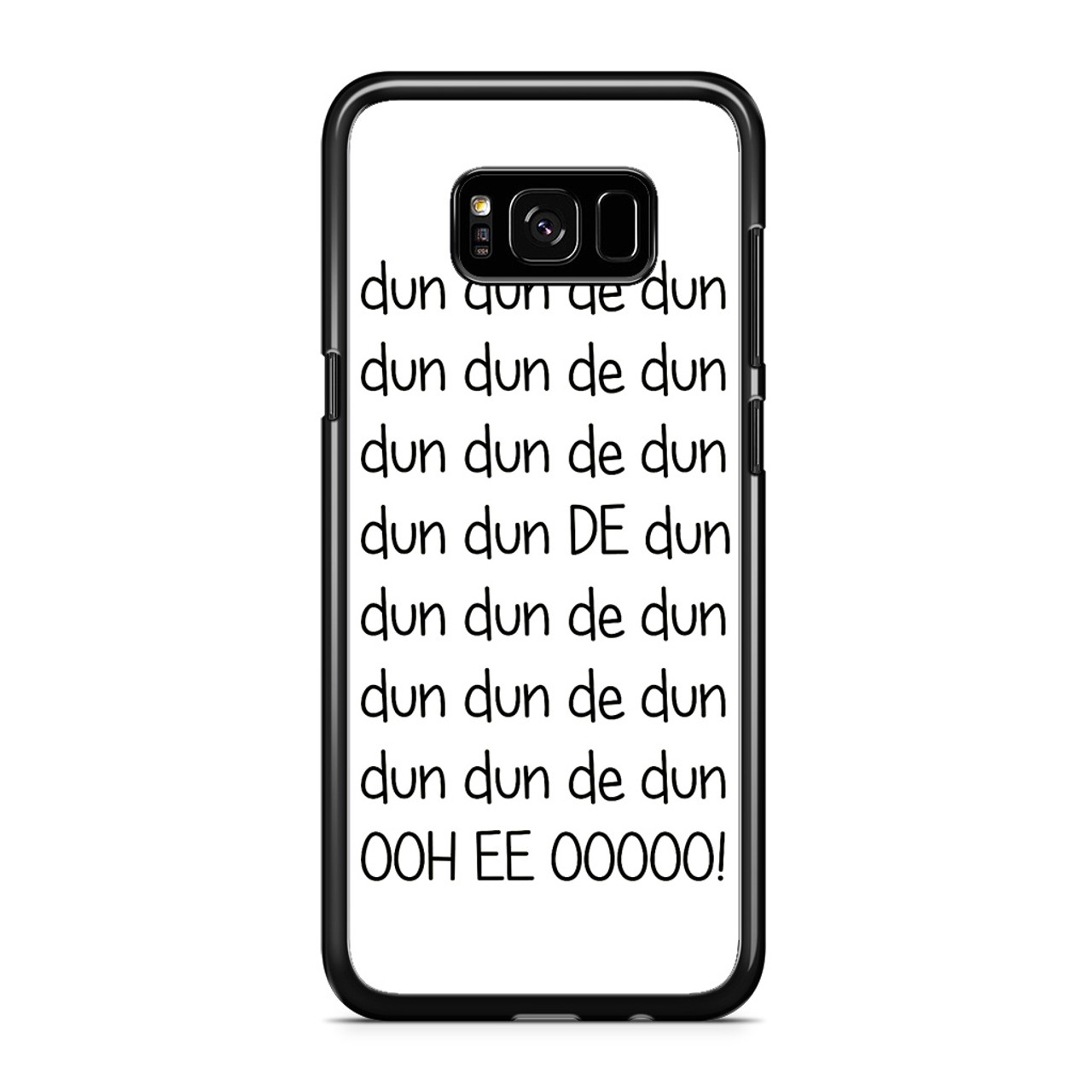 Doctor Who Theme Samsung Galaxy S8 Case