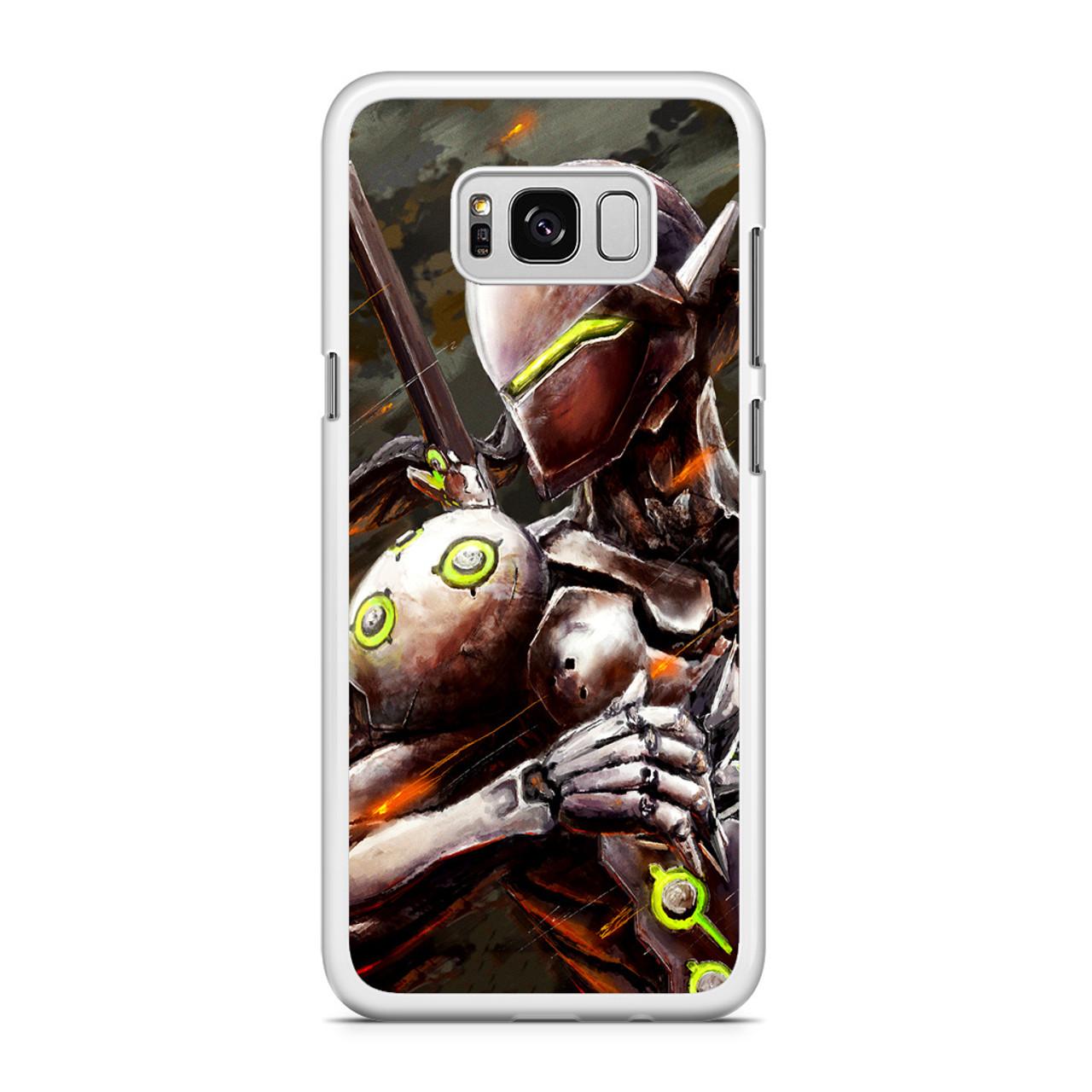 Printed case iPhone 11 Promax,11pro,samsung S20,S20 Ultra genji overwatch case