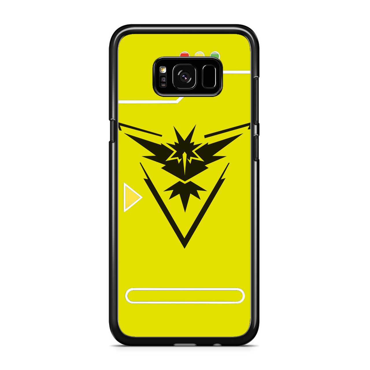 pretty nice 59615 d6cb9 Pokemon Pokedex Instinct Team Samsung Galaxy S8 Plus Case