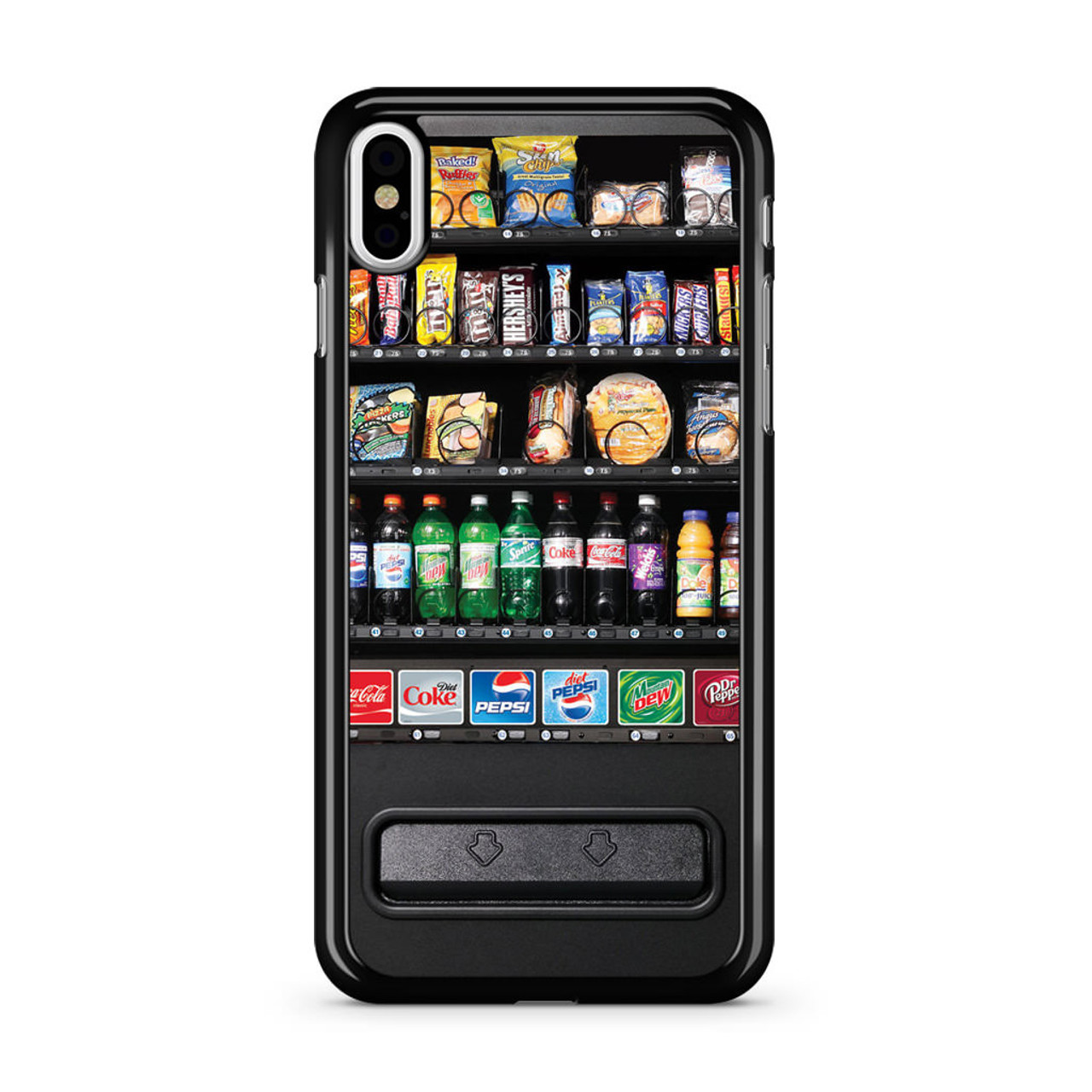 Nyc Subway Map Iphone 5 Case.Vending Machine Iphone X Case