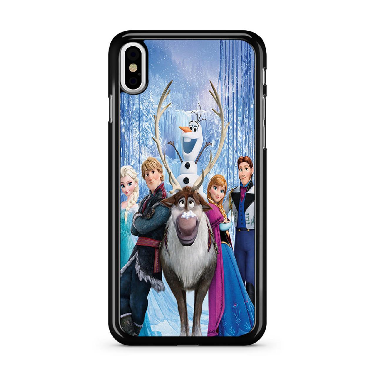iphone x frozen