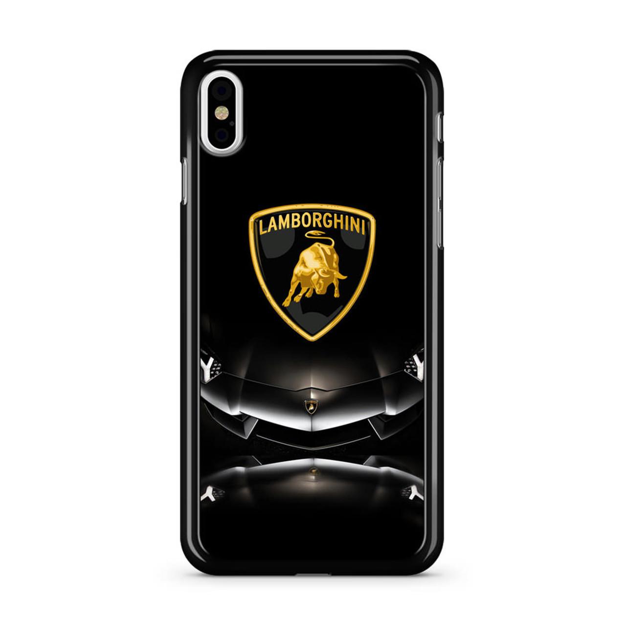 new arrival d2b36 f7c00 Lamborghini iPhone X Case