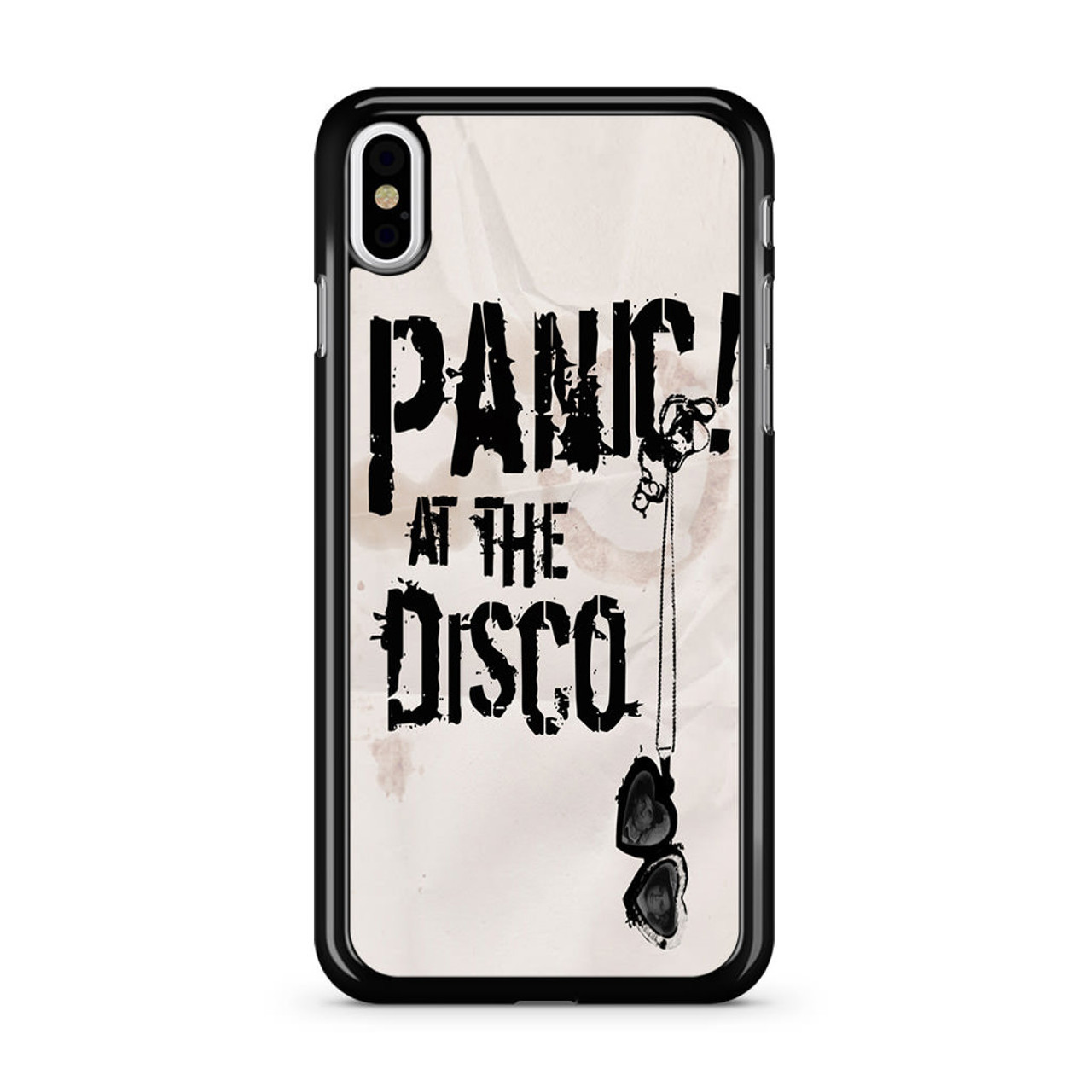 more photos 53233 df859 Panic At The Disco iPhone X Case
