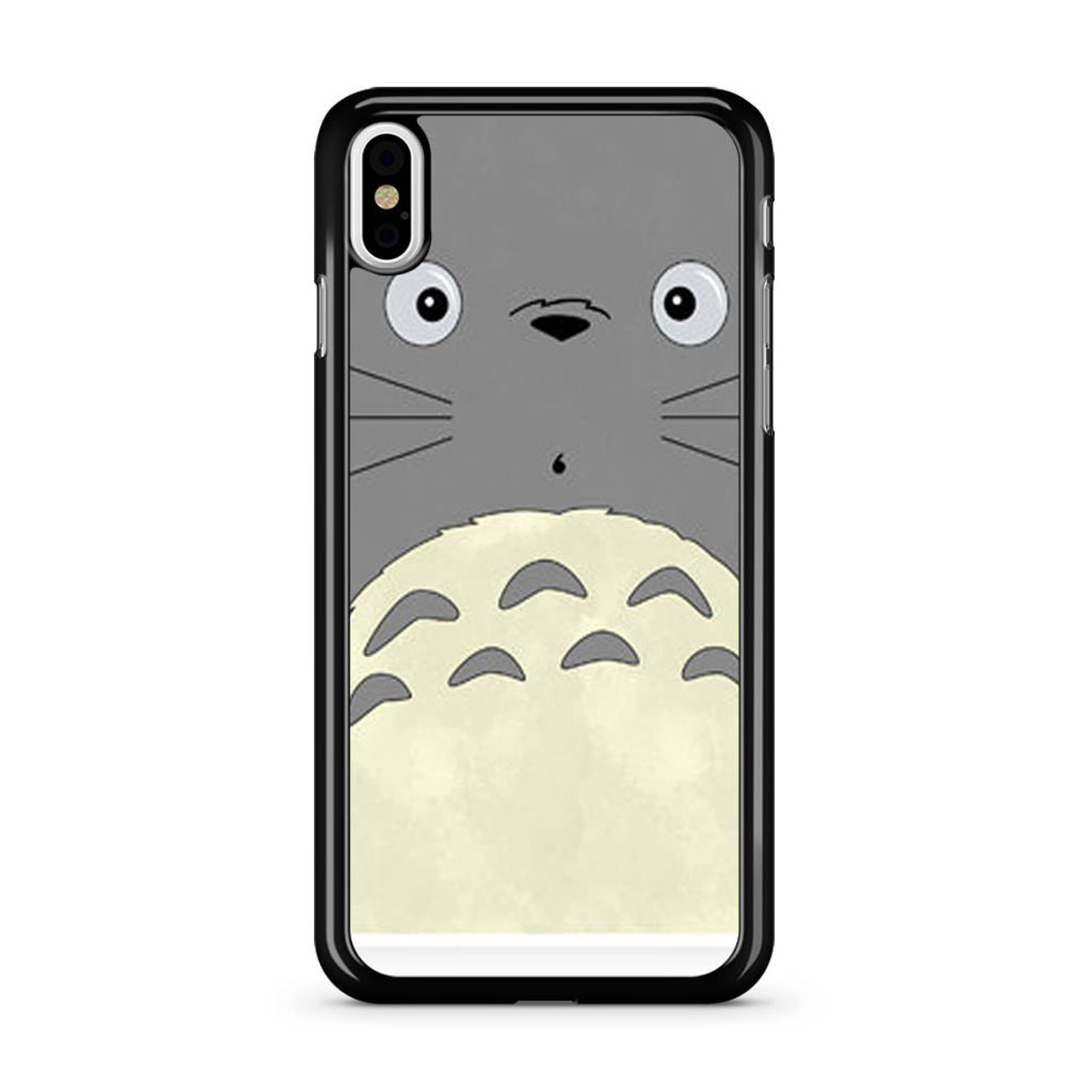 watch 6ab7c 91e4d My Neighbour Totoro iPhone X Case