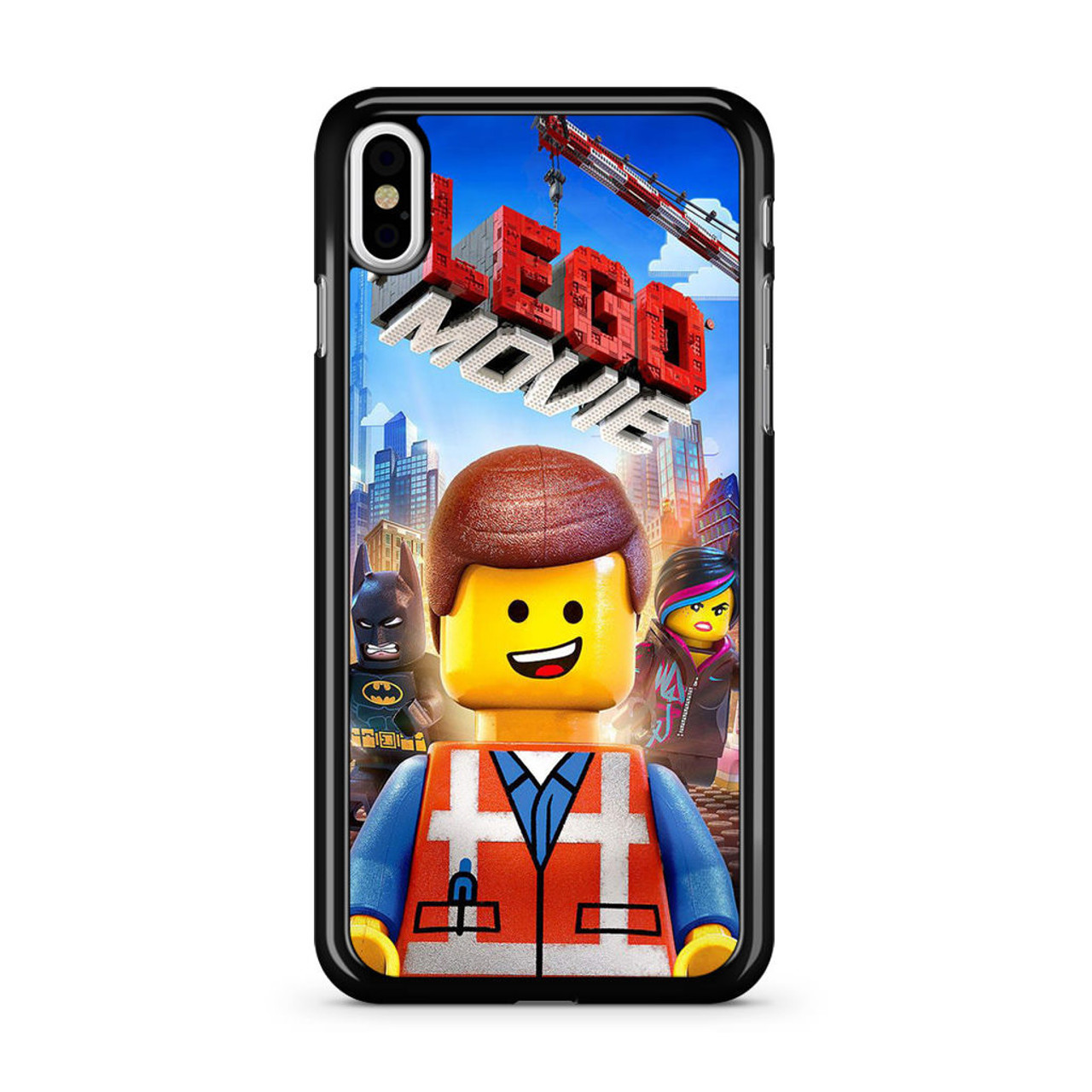 premium selection cd31a 60c2b The Lego Movie iPhone X Case