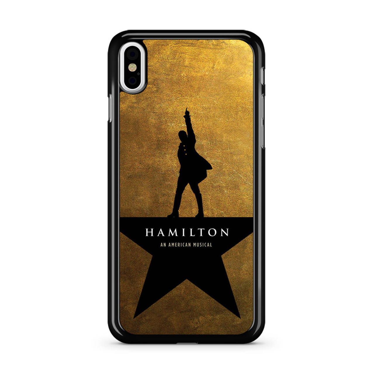 buy online 1ba18 9bb6d Hamilton Boardway iPhone X Case