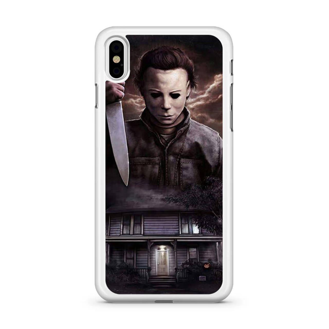 Michael Myers iPhone X Case