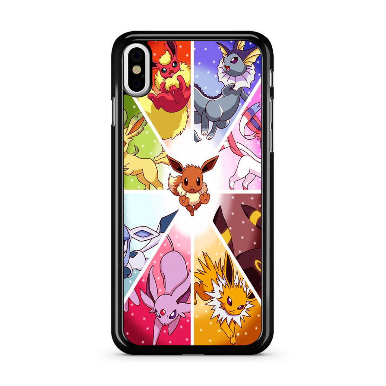 the best attitude d198a 816cd Pokemon Eevee iPhone X Case