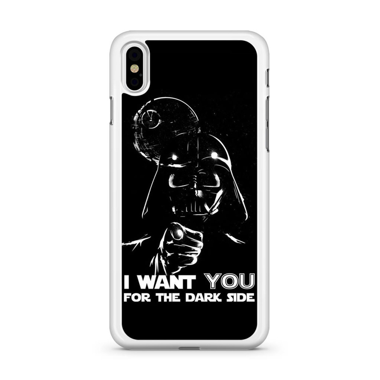Star Wars Darth Vader Want You Iphone X Case