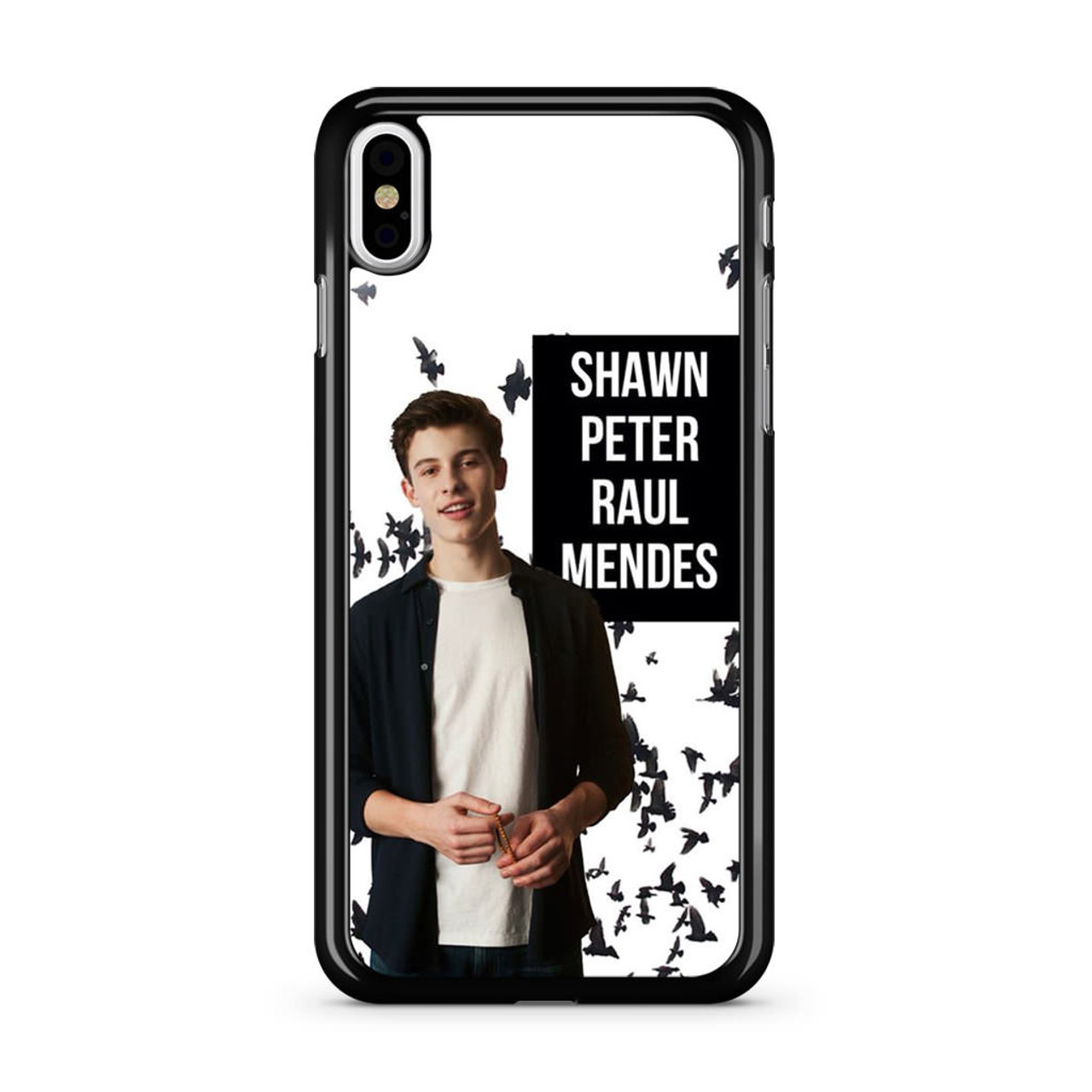 low priced 2b254 bdd0a Shawn Peter Raul Mendes iPhone X Case