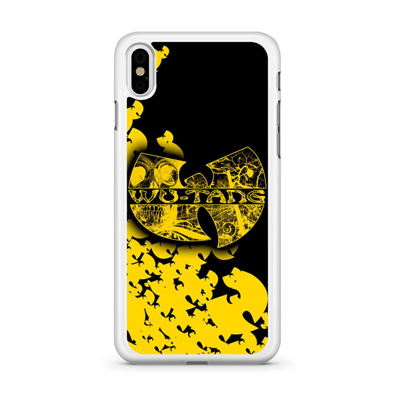 Wu Tang Clan Logo 1 iphone case