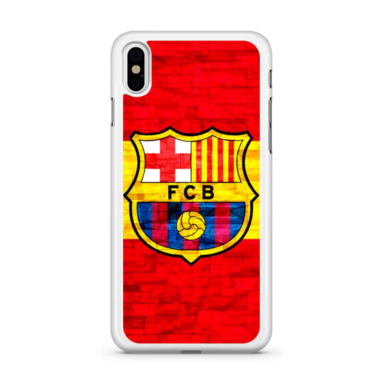 Fc Barcelona Barca Iphone X Case Caseshunter