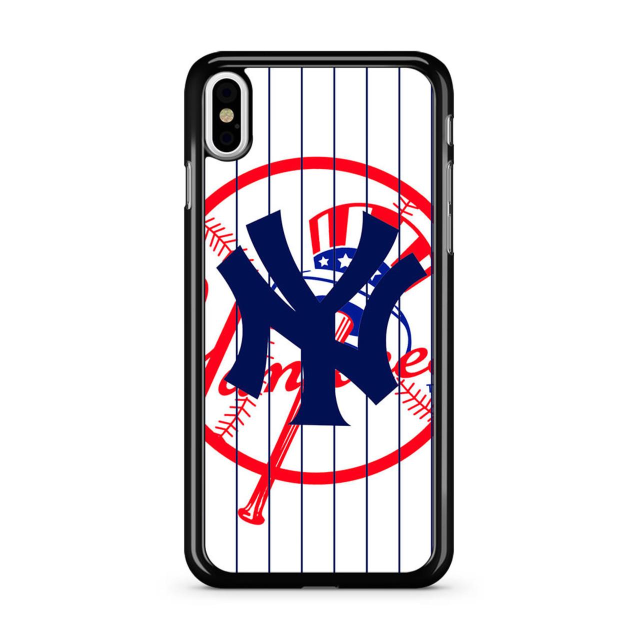 promo code 479b8 6e0d4 New York Yankees iPhone X Case
