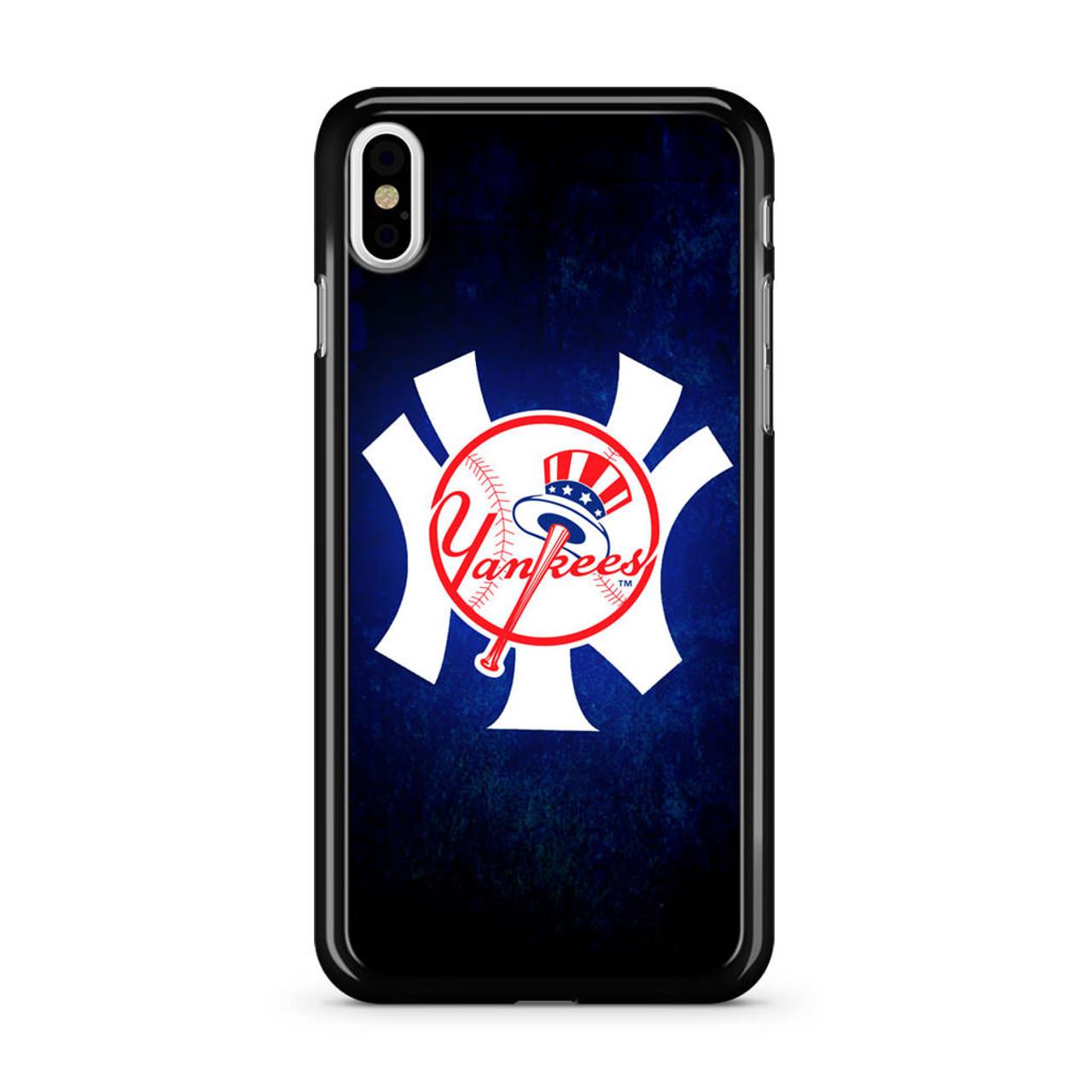 new concept 24cbb acb3a New York Yankees Logo iPhone X Case