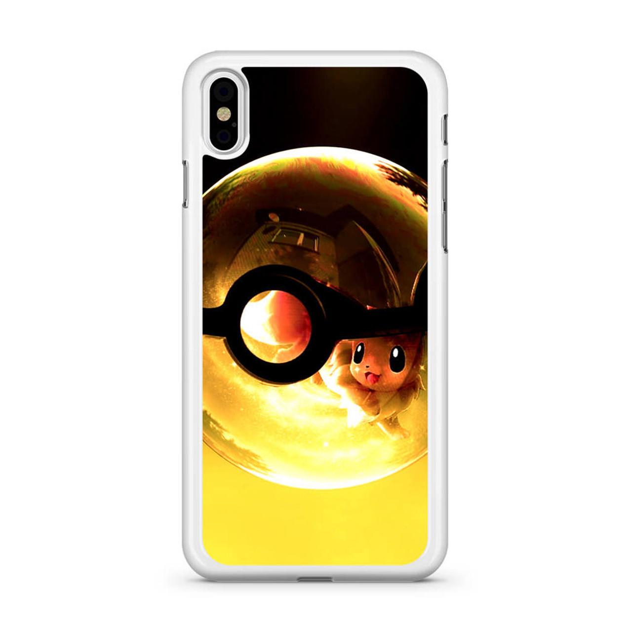POKEMON PIKACHU ELECTRIC iphone case