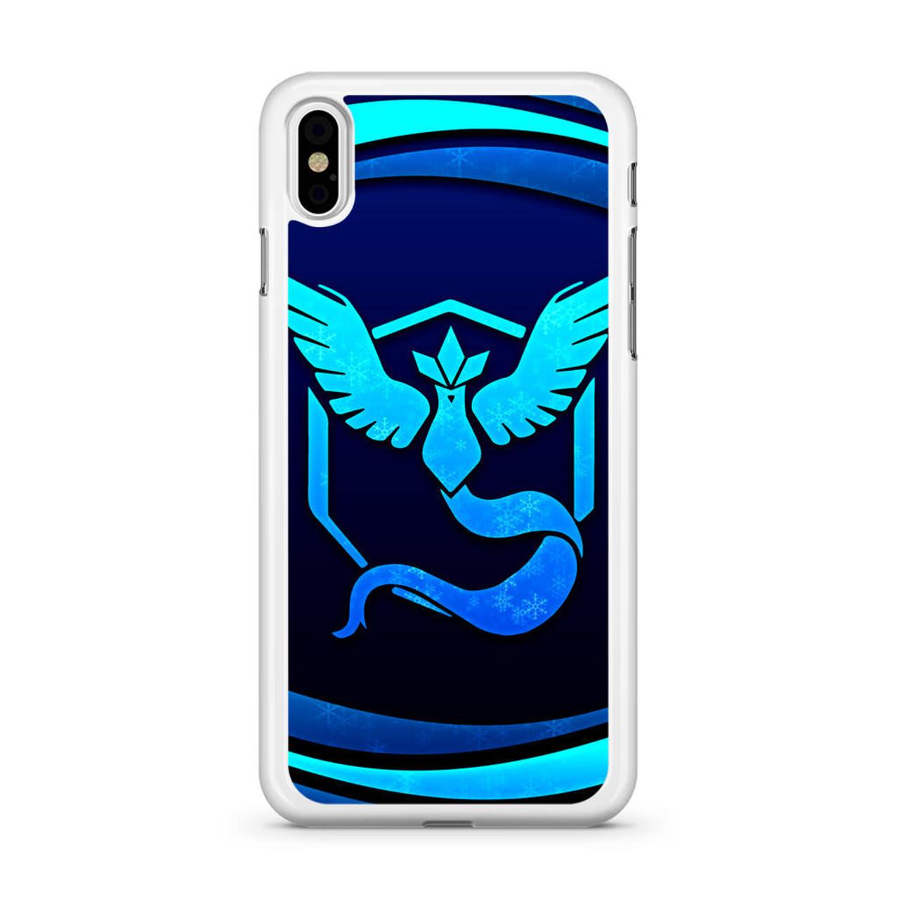 Team Mystic Pokemon GO 2 iphone case